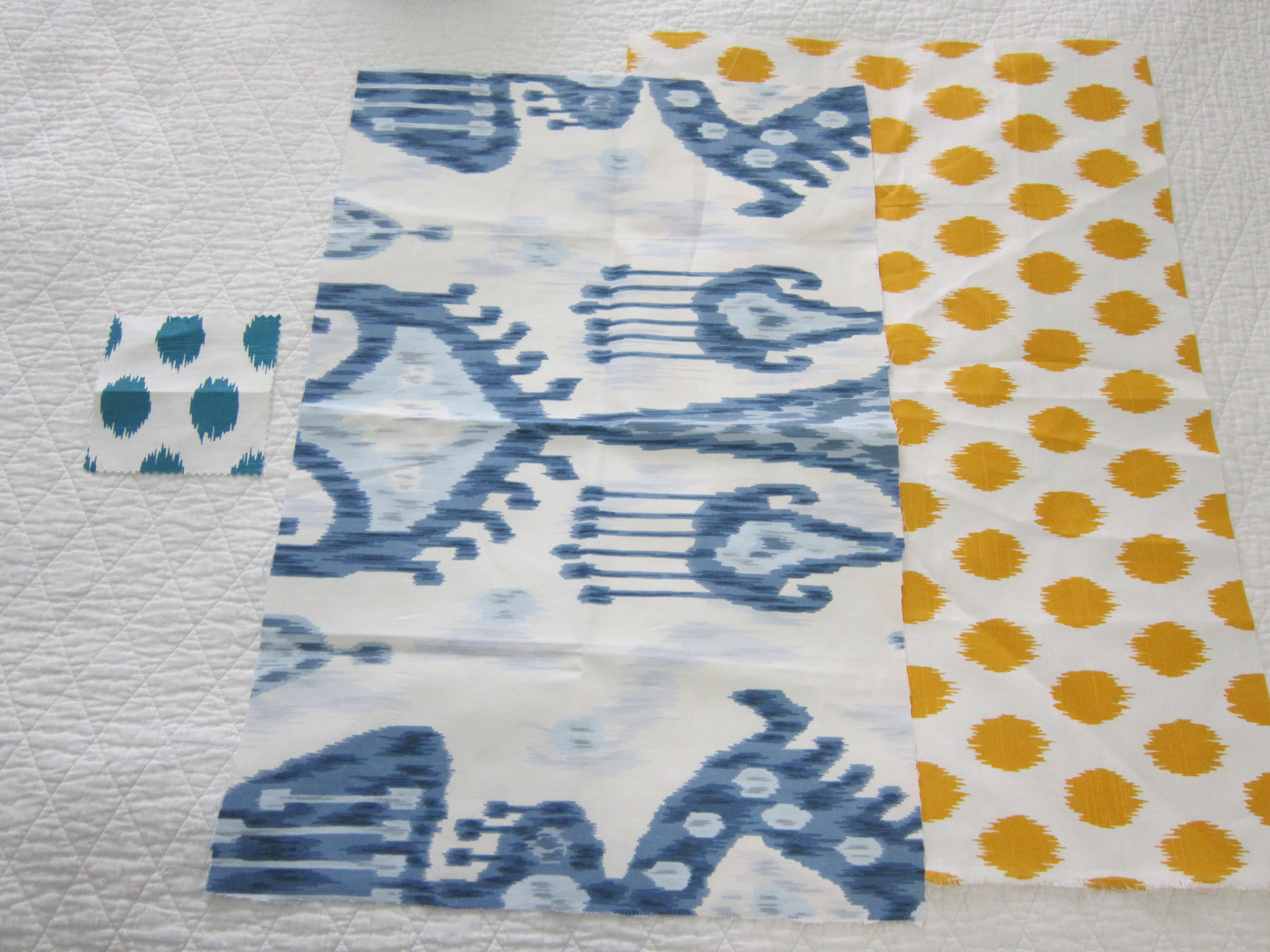 Widely Used Ikat Fabric Wall Art Within Pottery Barn Knock Off Wall Art (View 15 of 15)