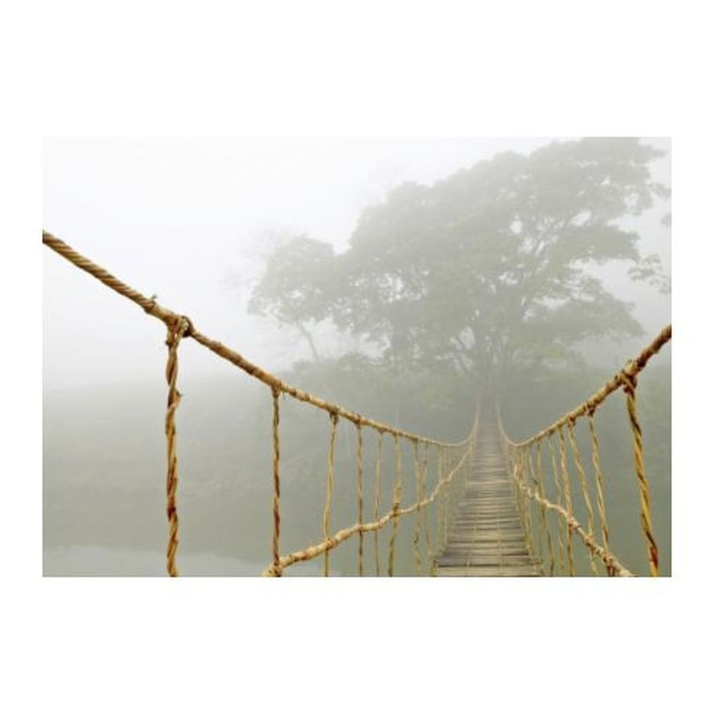 Widely Used Ikea Premiar Jungle Journey Wall Art Print Huge Canvas Swing Regarding Nottingham Canvas Wall Art (View 15 of 15)