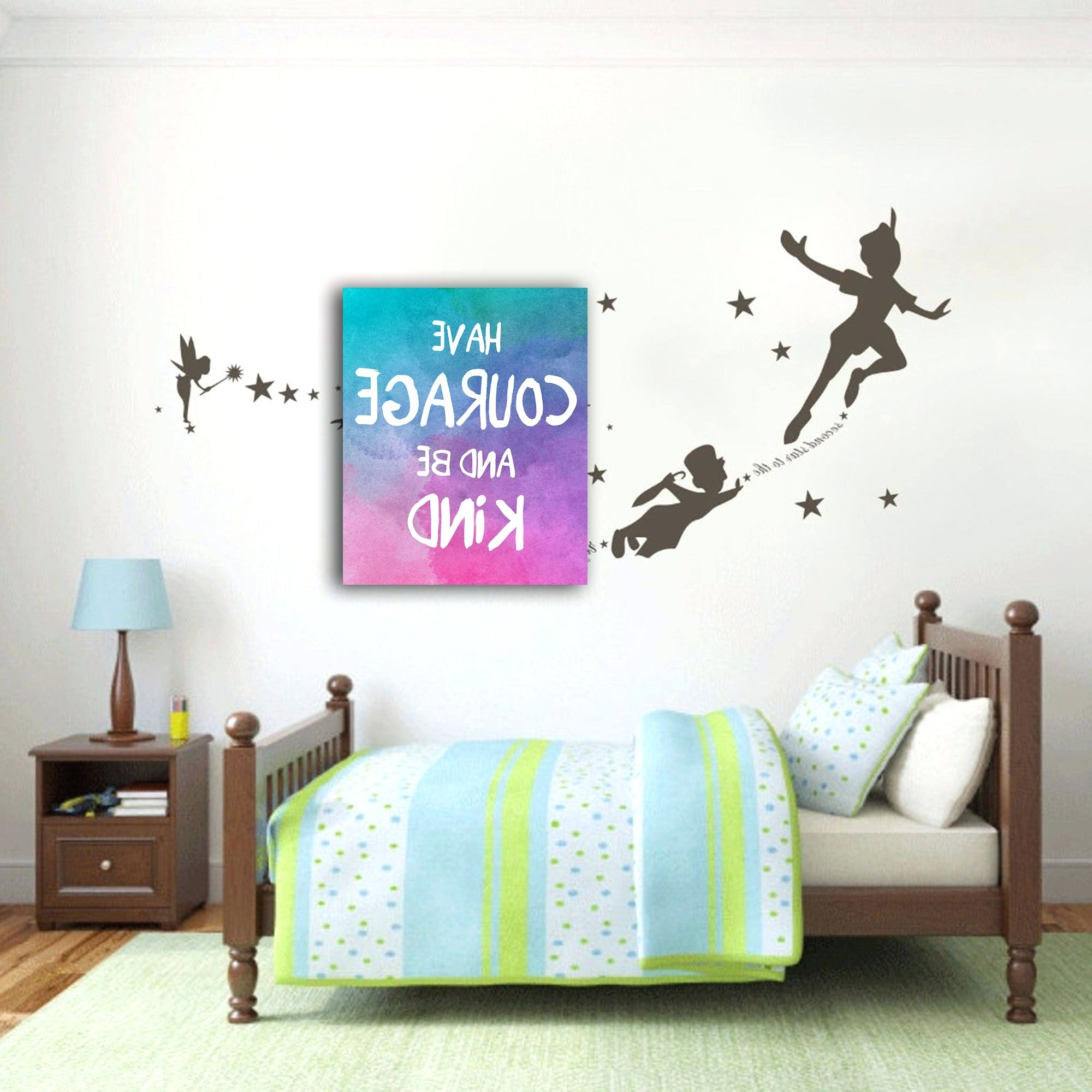Widely Used Wall Arts ~ Large Image For Splendid Wall Design Someday Inc Within Custom Nursery Canvas Wall Art (View 12 of 15)