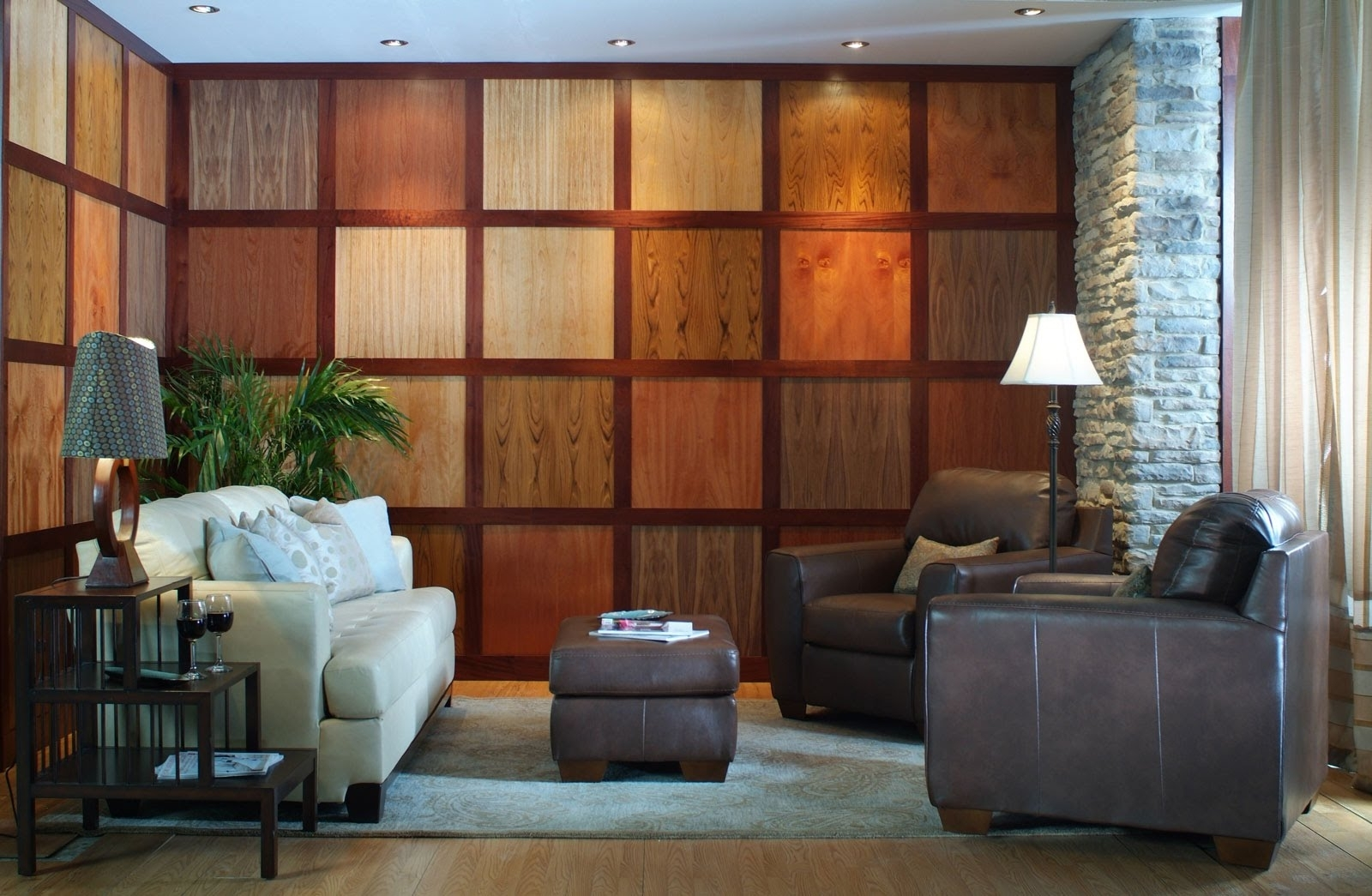 Wood Wall Panels (View 15 of 15)