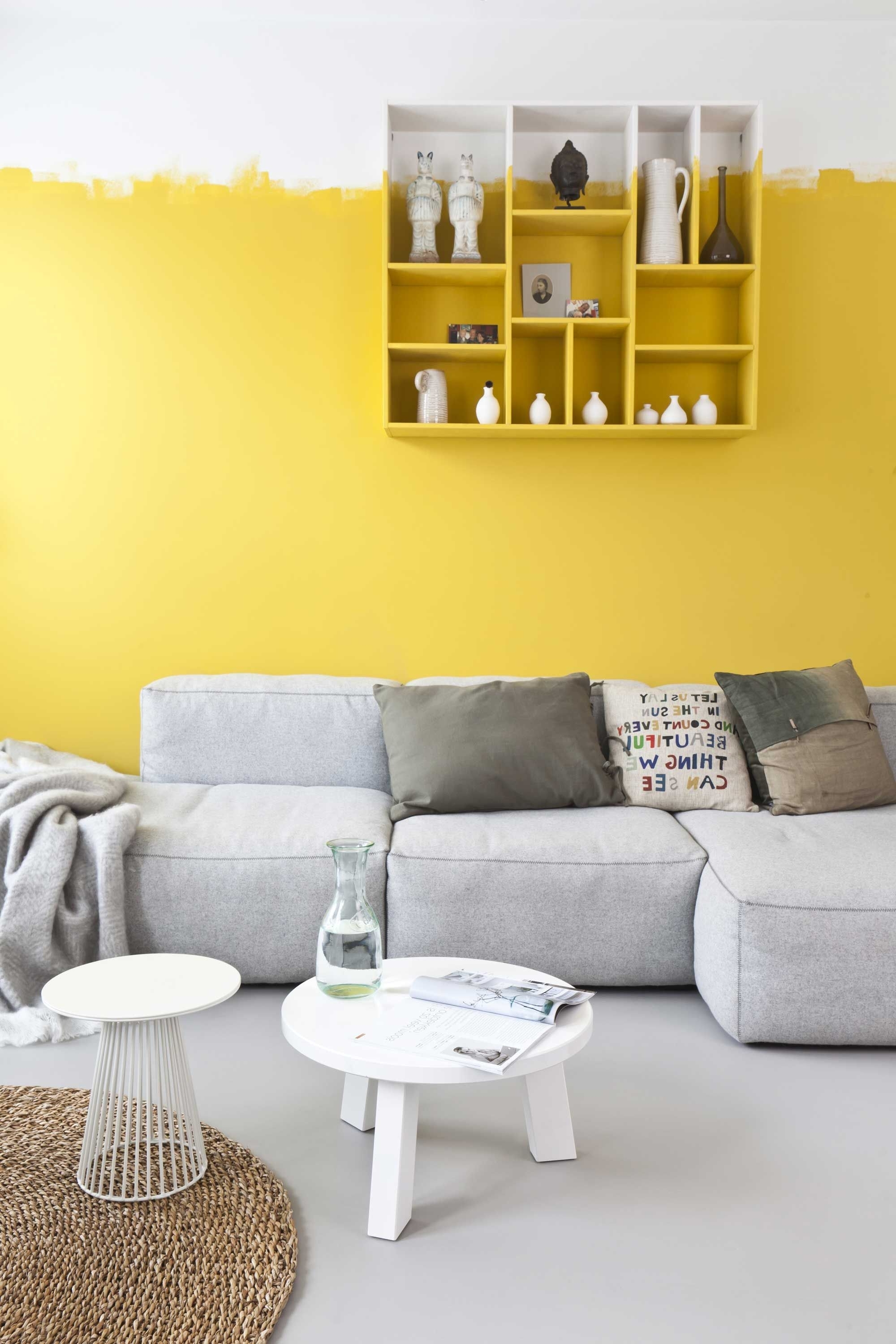 Photos of Yellow Wall Accents (Showing 4 of 15 Photos)