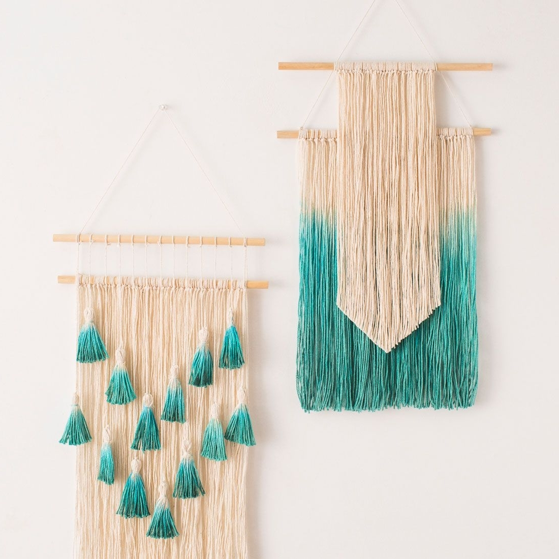 Woven Textile Wall Art Throughout Widely Used 9 Diys For Your College Apartment (View 14 of 15)