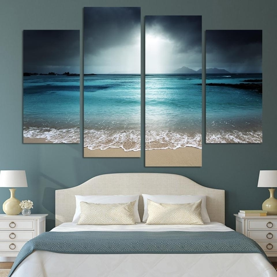 15 Best Ideas Of Beach Wall Art Design Of Large Coastal Wall Art Inside Latest Large Coastal Wall Art (View 13 of 20)