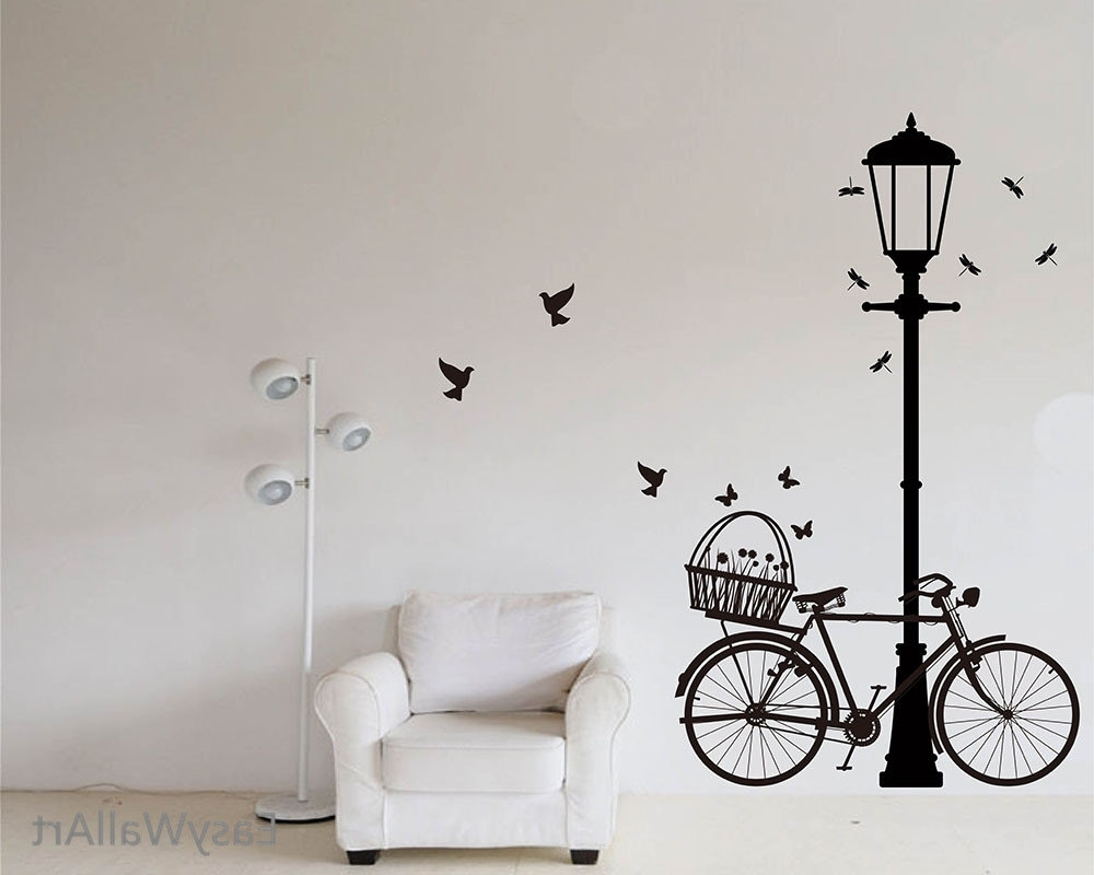 2017 Bicycle Wall Art – Culturehoop Throughout Bicycle Wall Art (Gallery 16 of 20)