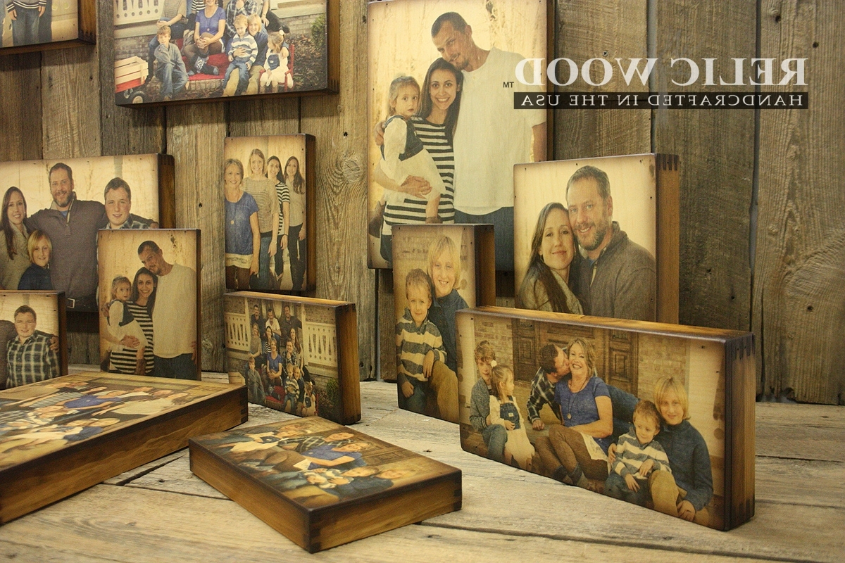 Featured Photo of Personalized Wood Wall Art