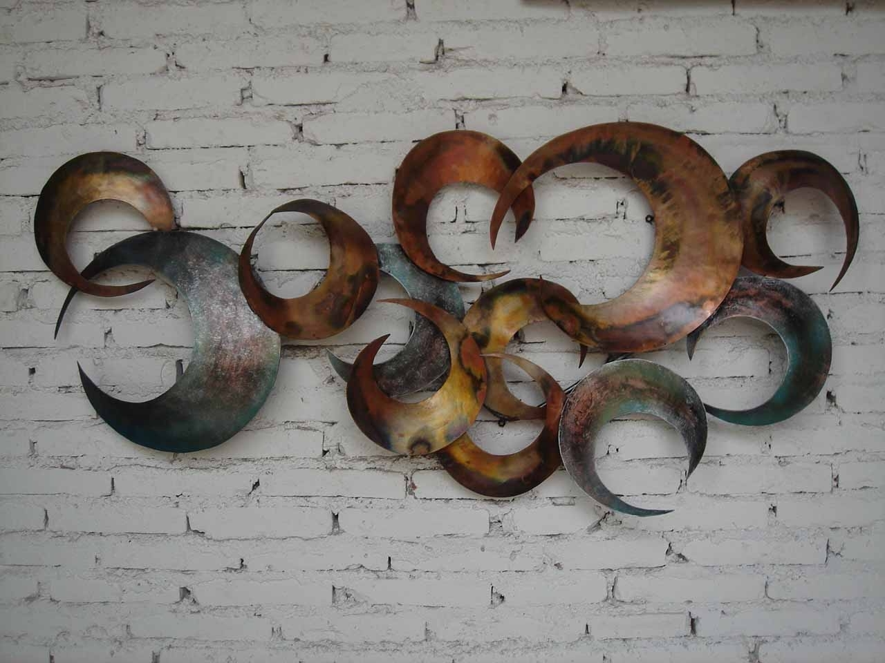 2017 Wall Art Sculpture Idea : Andrews Living Arts – Creative Ideas For Within Metal Wall Art Sculptures (View 2 of 15)