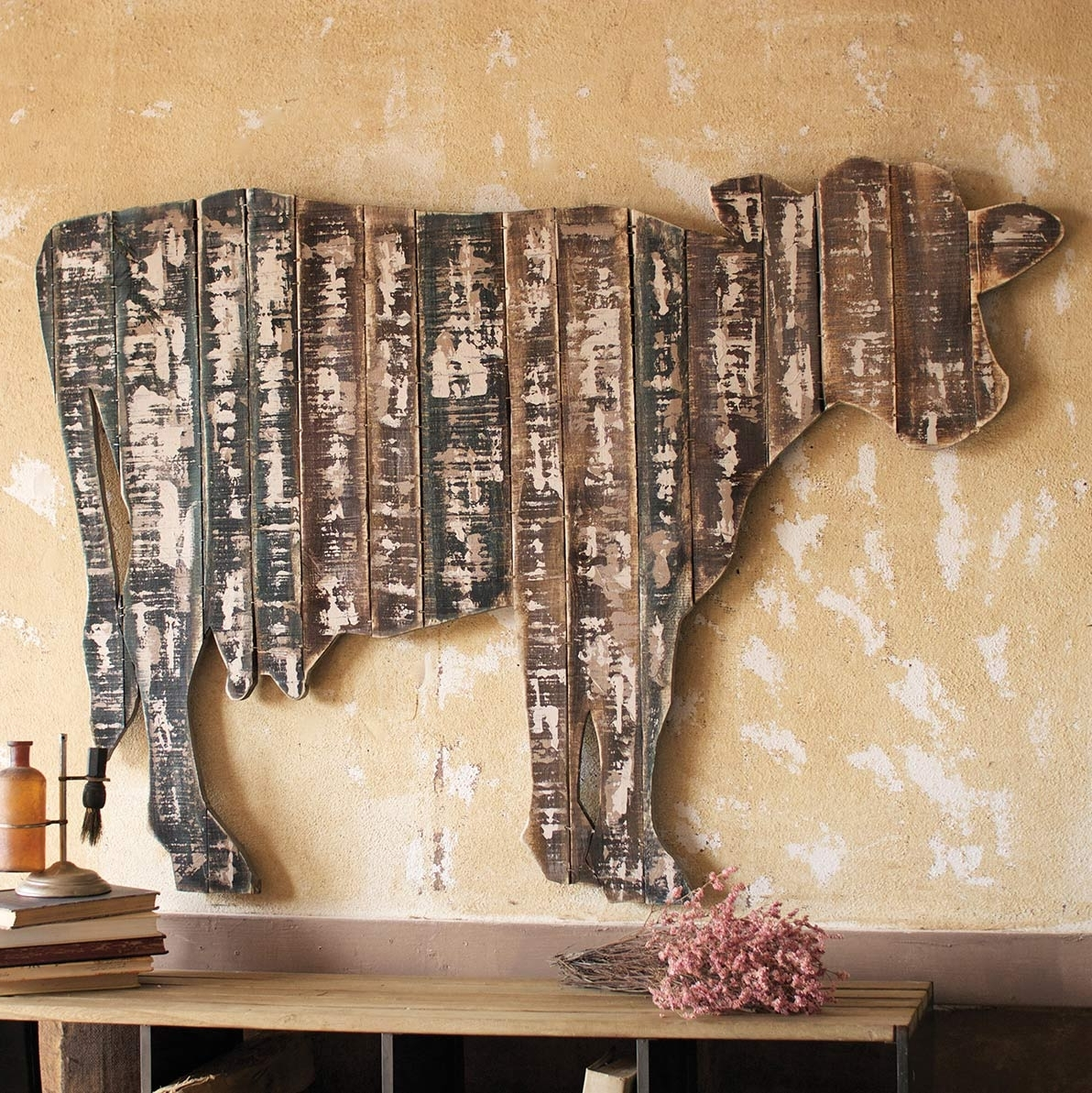2017 Western Metal Wall Art Western House Decor Rustic Western Home Decor With Regard To Rustic Metal Wall Art (View 2 of 20)