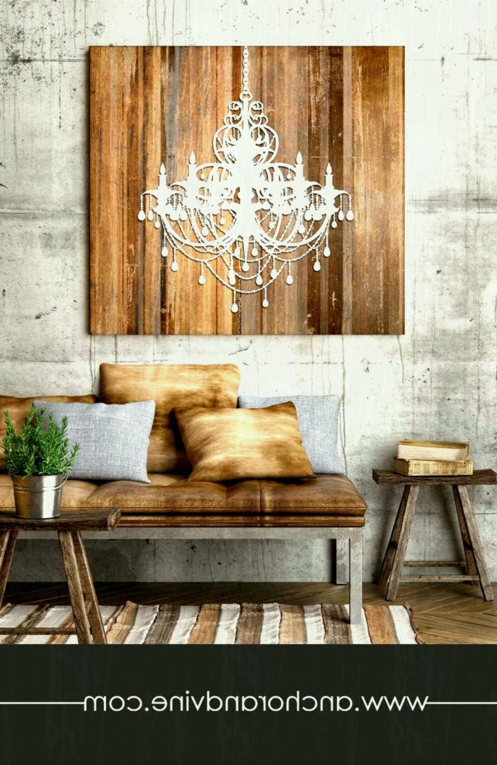 2018 Chandelier Wall Art Inside Large Chandelier Wall Art Unique Canvas Oversized Decor Of (View 2 of 20)