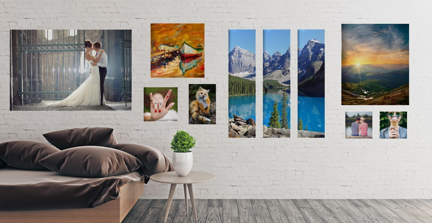 2018 Custom Acrylic Prints – Prestophoto Throughout Acrylic Wall Art (View 3 of 20)