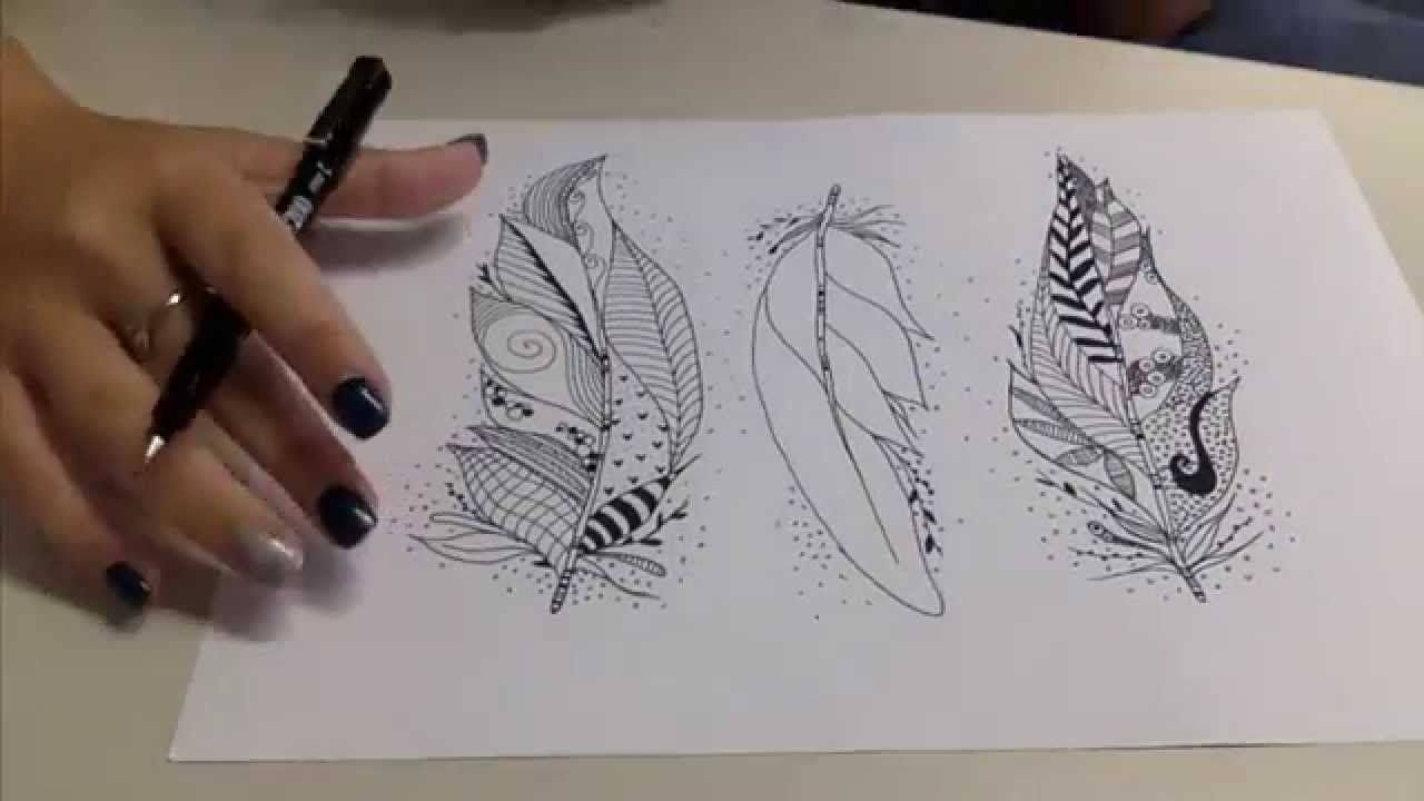 2018 Feather Wall Art Intended For Coloured Feathers Wall Art – Youtube (View 2 of 20)