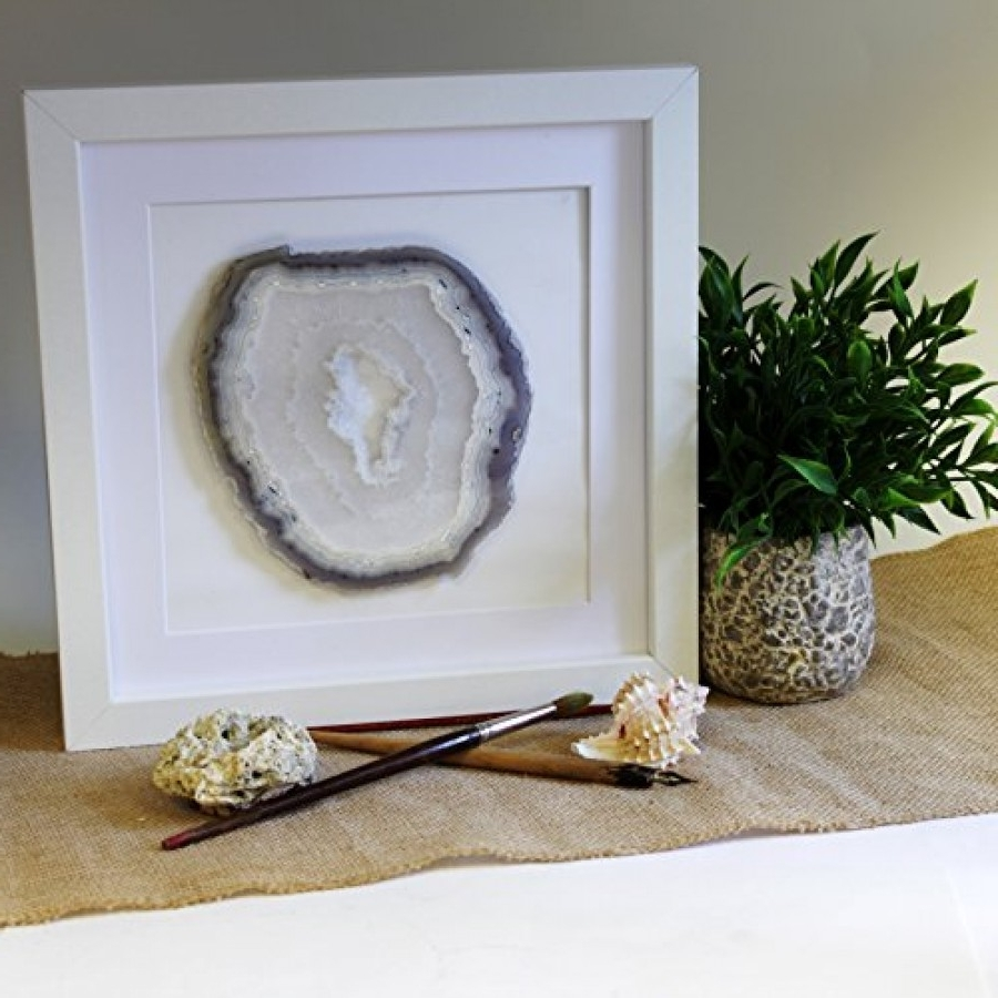 2018 Great Agate Wall Art : Andrews Living Arts – How To Arrange Agate Intended For Agate Wall Art (View 1 of 20)