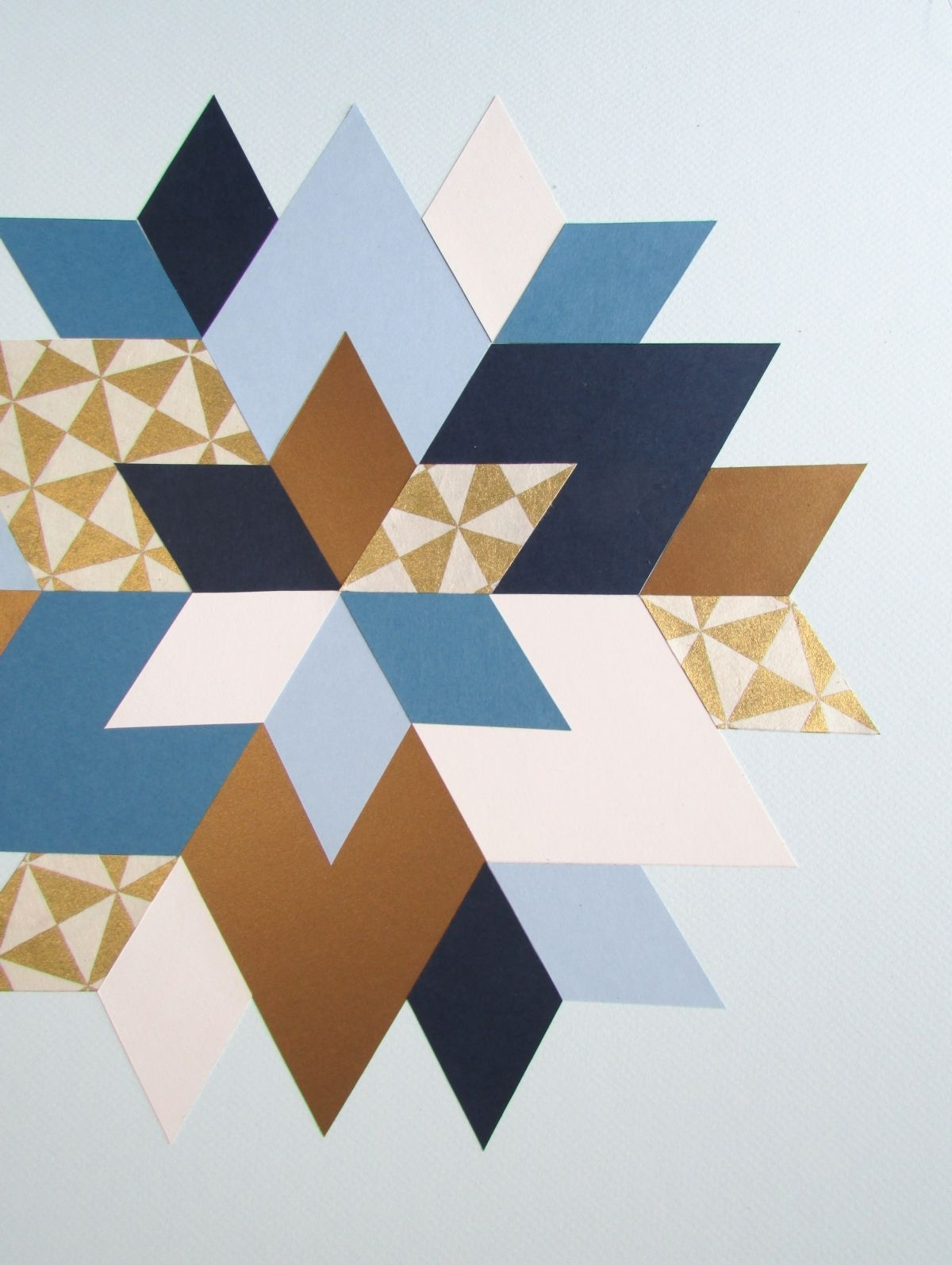 36 Geometric Wall Art, 25 Pieces Of Geometric Wall Art We Want Now Intended For Famous Geometric Wall Art (View 14 of 20)