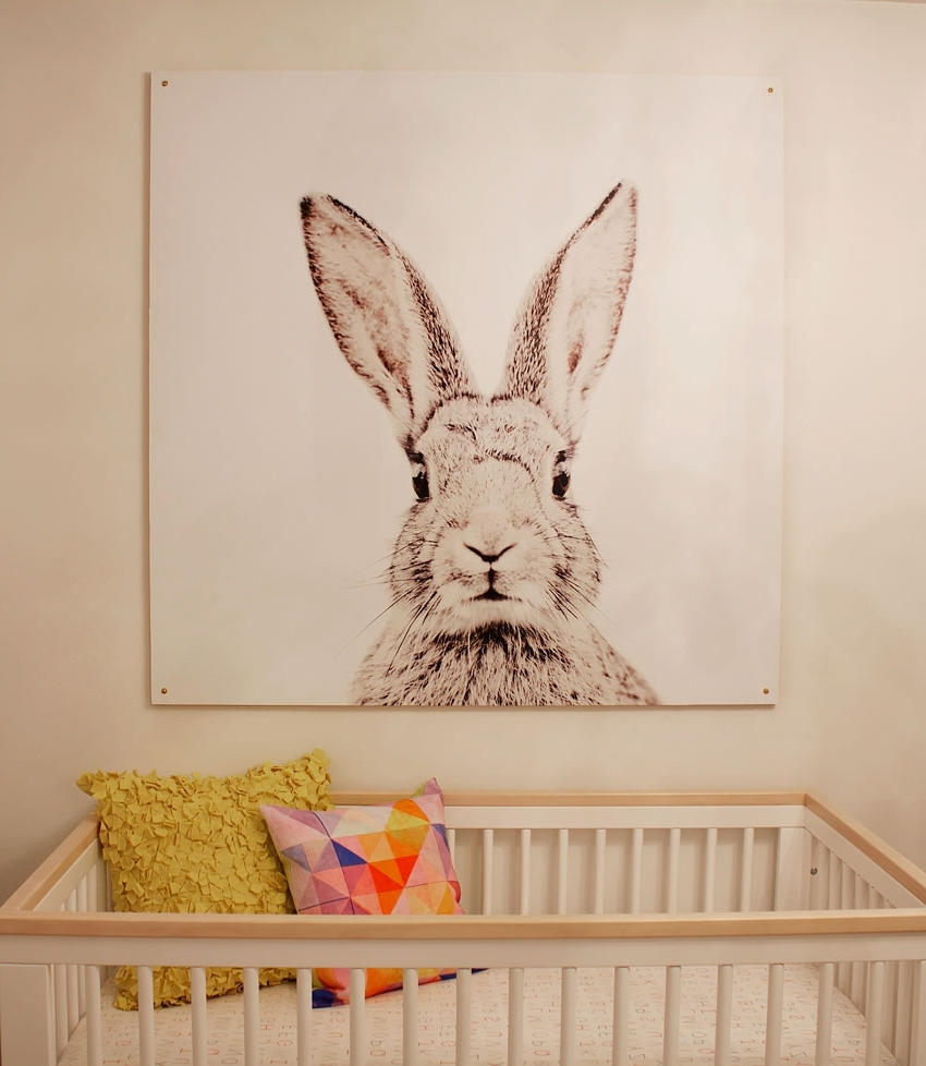 43 Bunny Wall Art, Compare Prices On Animated Bunny Pictures Online In Well Known Bunny Wall Art (Gallery 1 of 20)