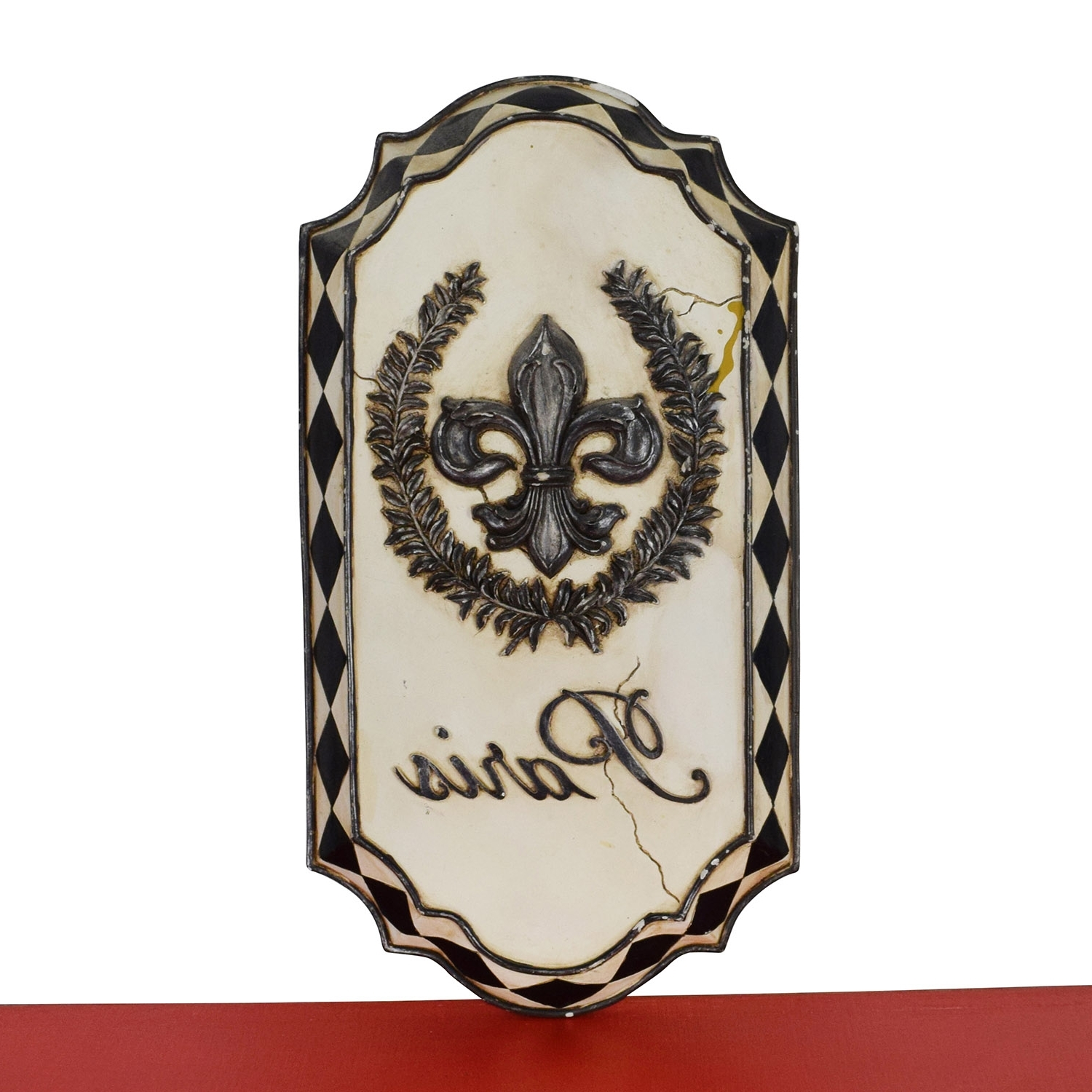 [%50% Off – Fleur De Lis Paris Wall Art / Decor With Regard To Most Current Fleur De Lis Wall Art|Fleur De Lis Wall Art For 2017 50% Off – Fleur De Lis Paris Wall Art / Decor|2017 Fleur De Lis Wall Art Intended For 50% Off – Fleur De Lis Paris Wall Art / Decor|Newest 50% Off – Fleur De Lis Paris Wall Art / Decor With Fleur De Lis Wall Art%] (View 19 of 20)