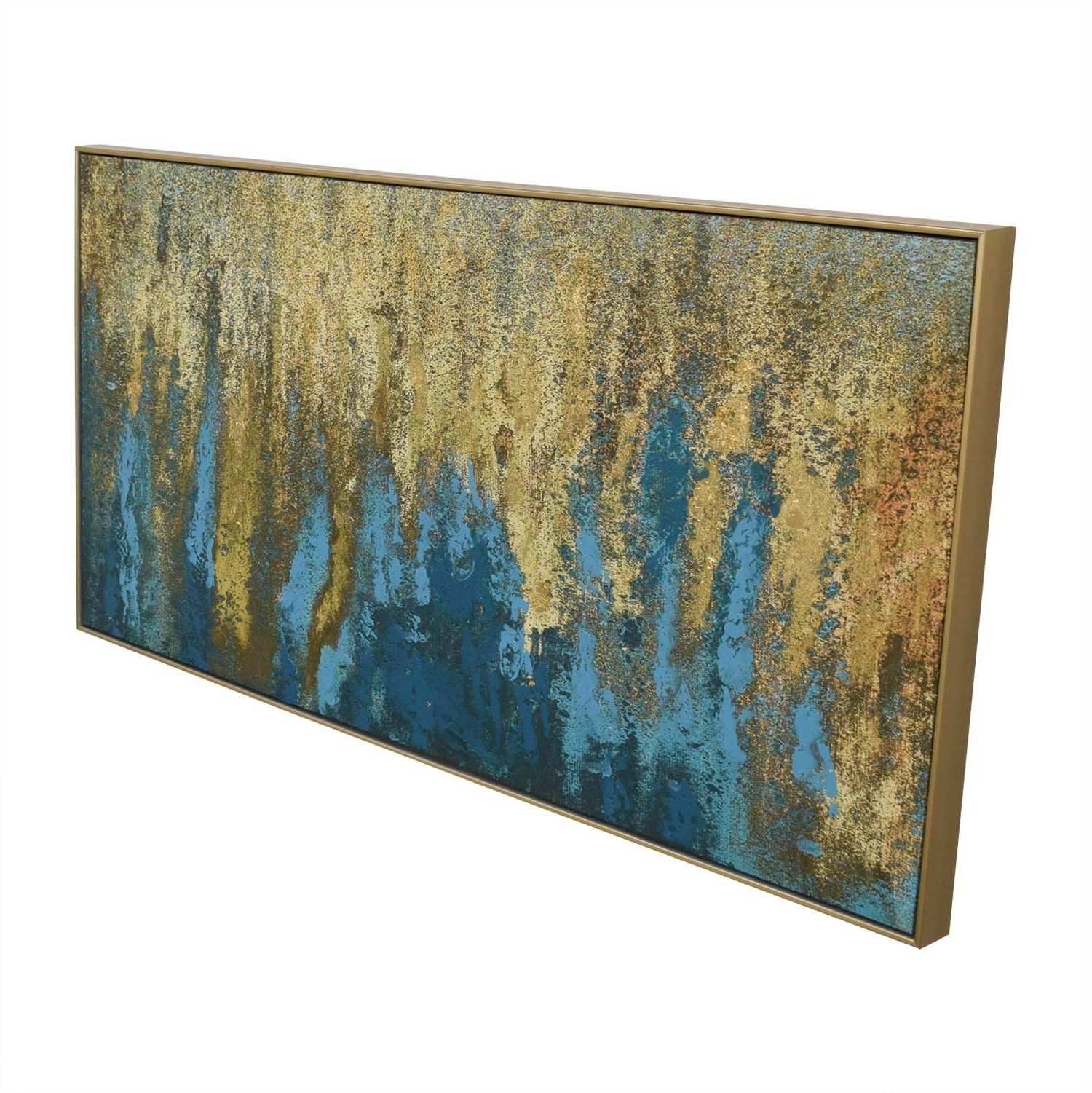 [%59% Off – World Market World Market Teal & Gold Wall Art In Gold With Regard To Well Known World Market Wall Art|World Market Wall Art Throughout Well Liked 59% Off – World Market World Market Teal & Gold Wall Art In Gold|2018 World Market Wall Art Intended For 59% Off – World Market World Market Teal & Gold Wall Art In Gold|Trendy 59% Off – World Market World Market Teal & Gold Wall Art In Gold Throughout World Market Wall Art%] (View 1 of 20)