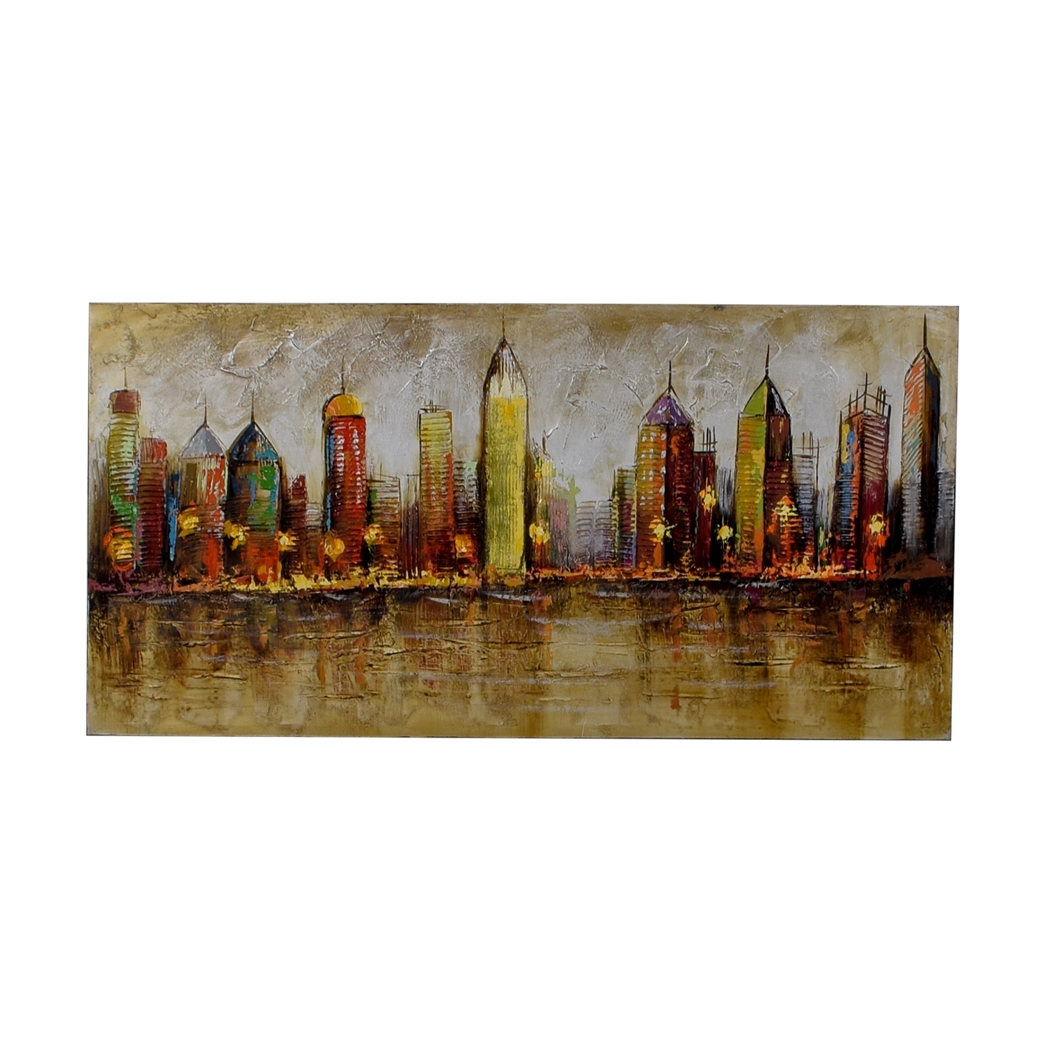 [%80% Off – Pier 1 Imports Pier 1 Imports Cityscape Painting / Decor Within Well Known Pier 1 Wall Art|Pier 1 Wall Art Regarding Popular 80% Off – Pier 1 Imports Pier 1 Imports Cityscape Painting / Decor|Recent Pier 1 Wall Art In 80% Off – Pier 1 Imports Pier 1 Imports Cityscape Painting / Decor|Most Current 80% Off – Pier 1 Imports Pier 1 Imports Cityscape Painting / Decor Within Pier 1 Wall Art%] (View 2 of 20)