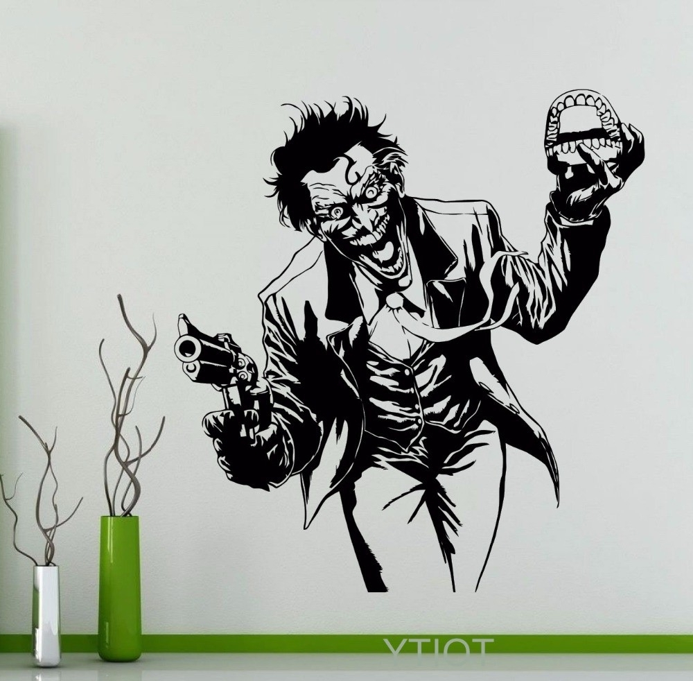 About My Blog Intended For Joker Wall Art (View 4 of 20)