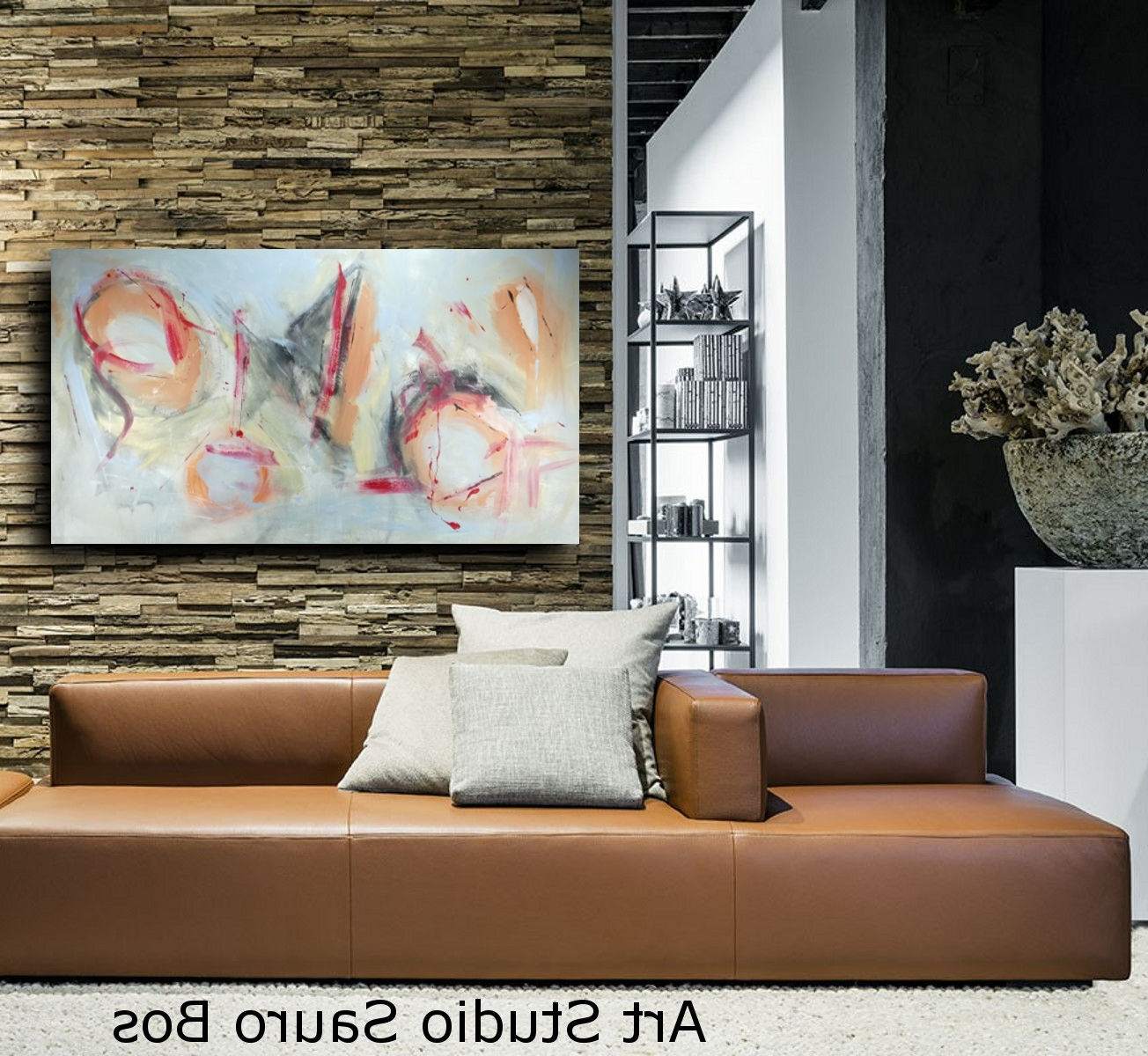 Abstract Large Wall Art Living Room 150x80 In 2018 Large Wall Art (View 9 of 15)