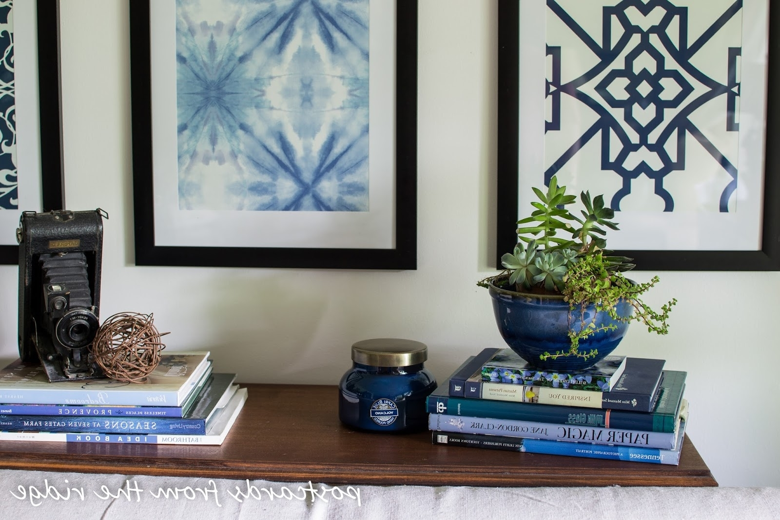 Affordable Diy Artwork Inspiredpottery Barn ~ Rock Your Knockoff With Regard To Latest Pottery Barn Wall Art (View 5 of 15)