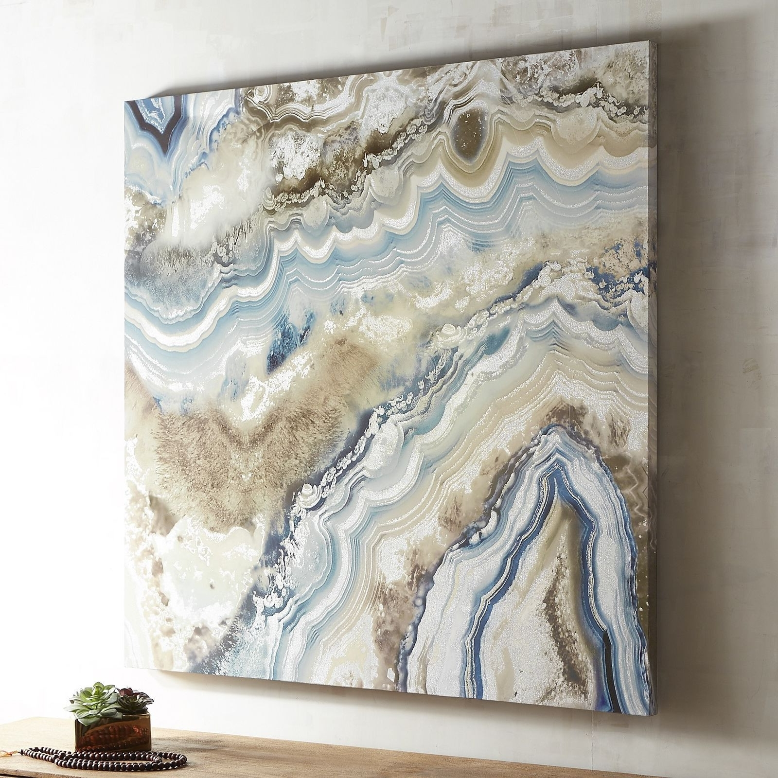 Agate Wall Art With Recent Famous Agate Wall Decor Picture Collection Wall Art Ideas Design (View 6 of 20)