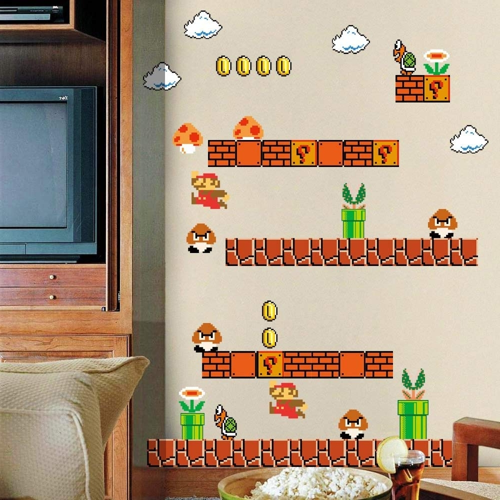 Featured Photo of Nintendo Wall Art