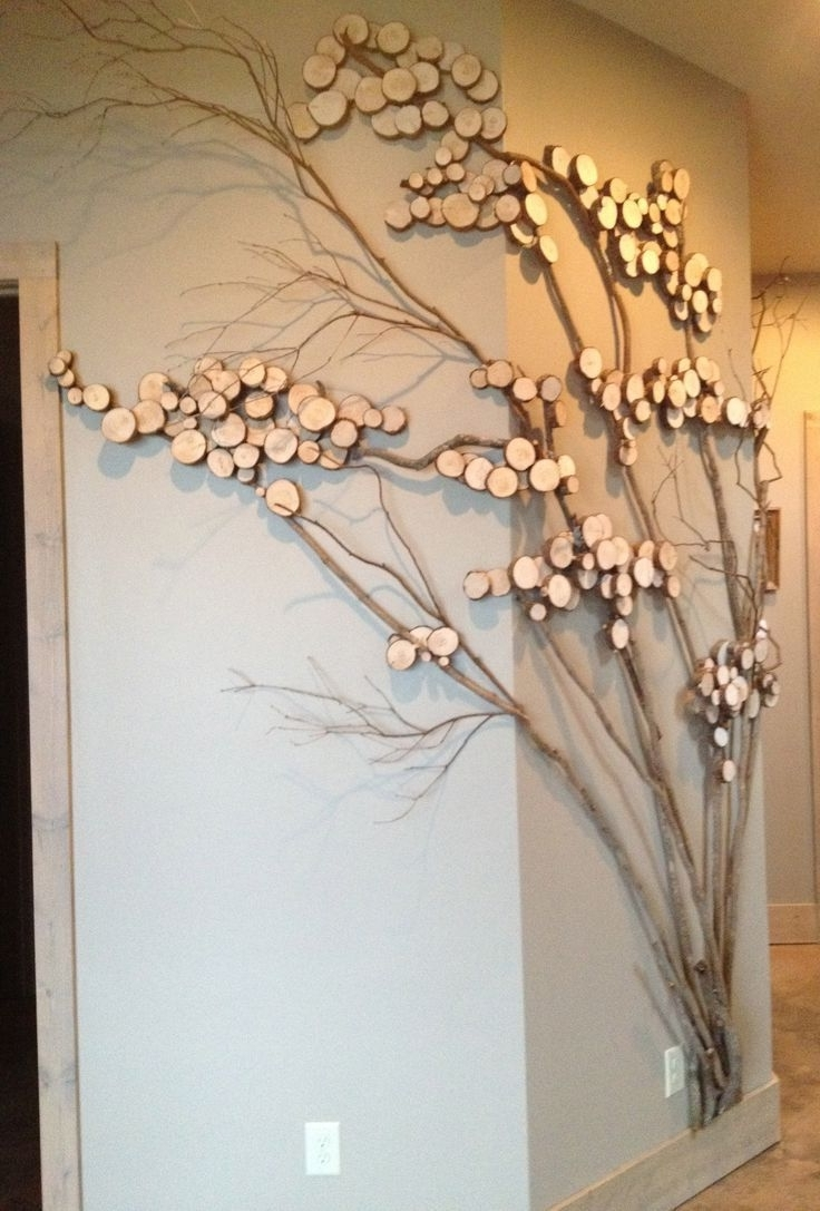 Appreciation Of Varied Regarding Most Up To Date Diy Wall Art Projects (Gallery 5 of 20)