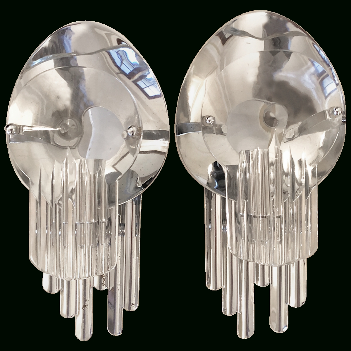 Art Deco Wall Sconces With Widely Used Viyet – Designer Furniture – Lighting – Vintage Art Deco Style (View 11 of 20)