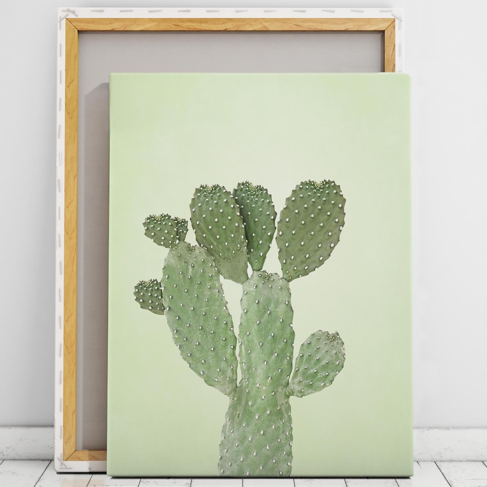 Artworld Art World Inside Cactus Wall Art (View 4 of 20)