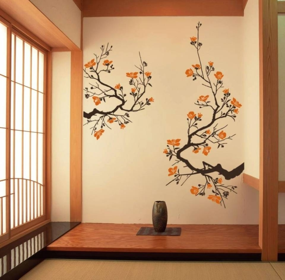 Asian Wall Art Design : Andrews Living Arts – Asian Wall Art Style Ideas Within Trendy Asian Wall Art (View 2 of 15)