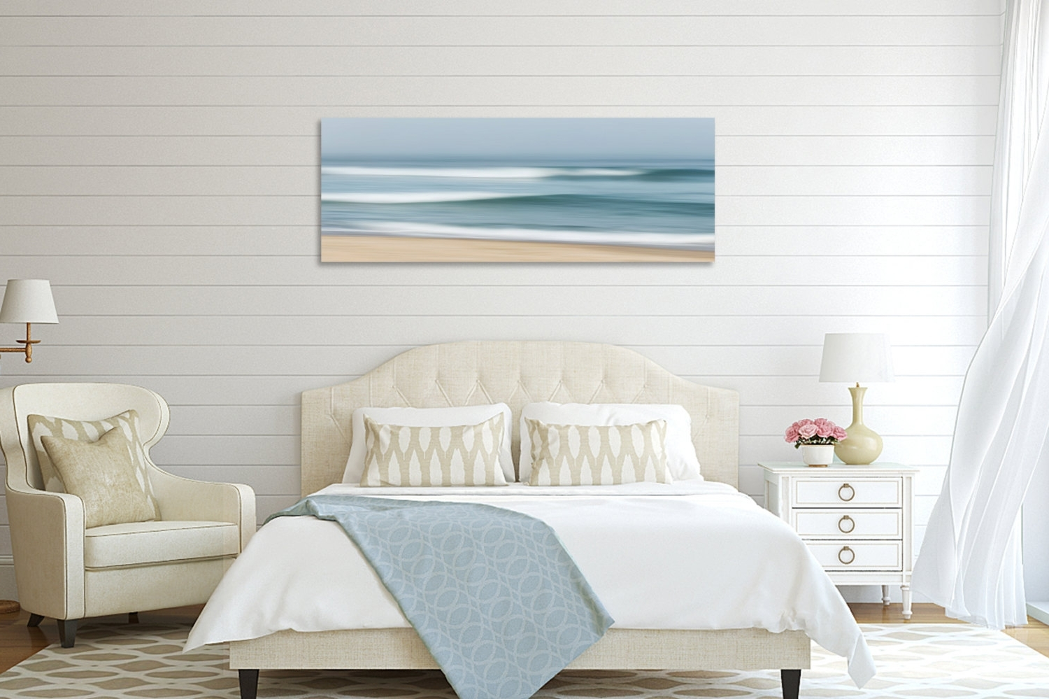 Beach Themed Wall Art Bedroom : Andrews Living Arts – Fresh Beach Inside Fashionable Large Coastal Wall Art (View 3 of 20)