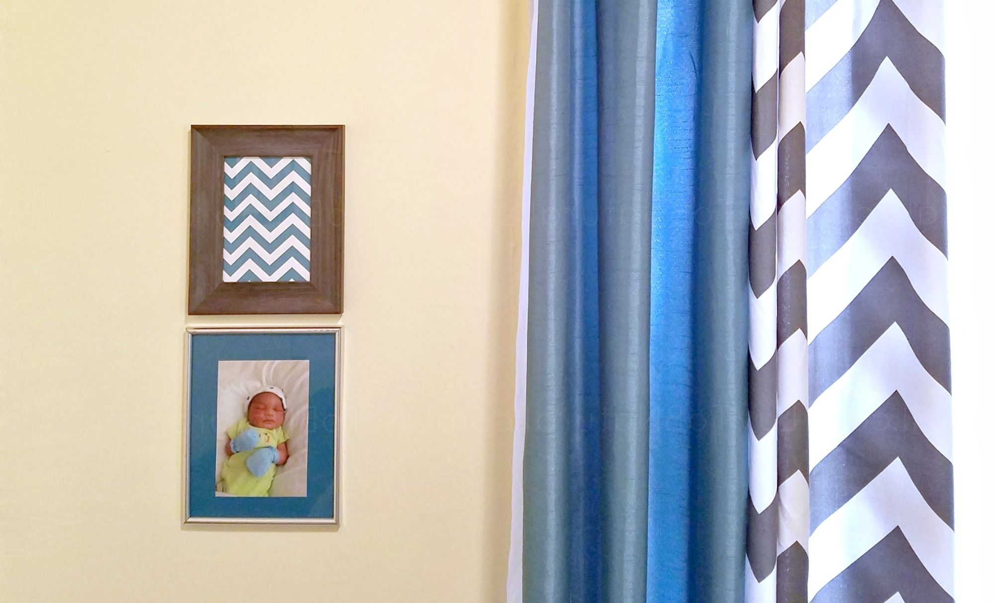 Best And Newest Chevron Wall Art Pertaining To How To Diy Chevron Wall Art For Any Room! – Tobnatural (View 2 of 20)