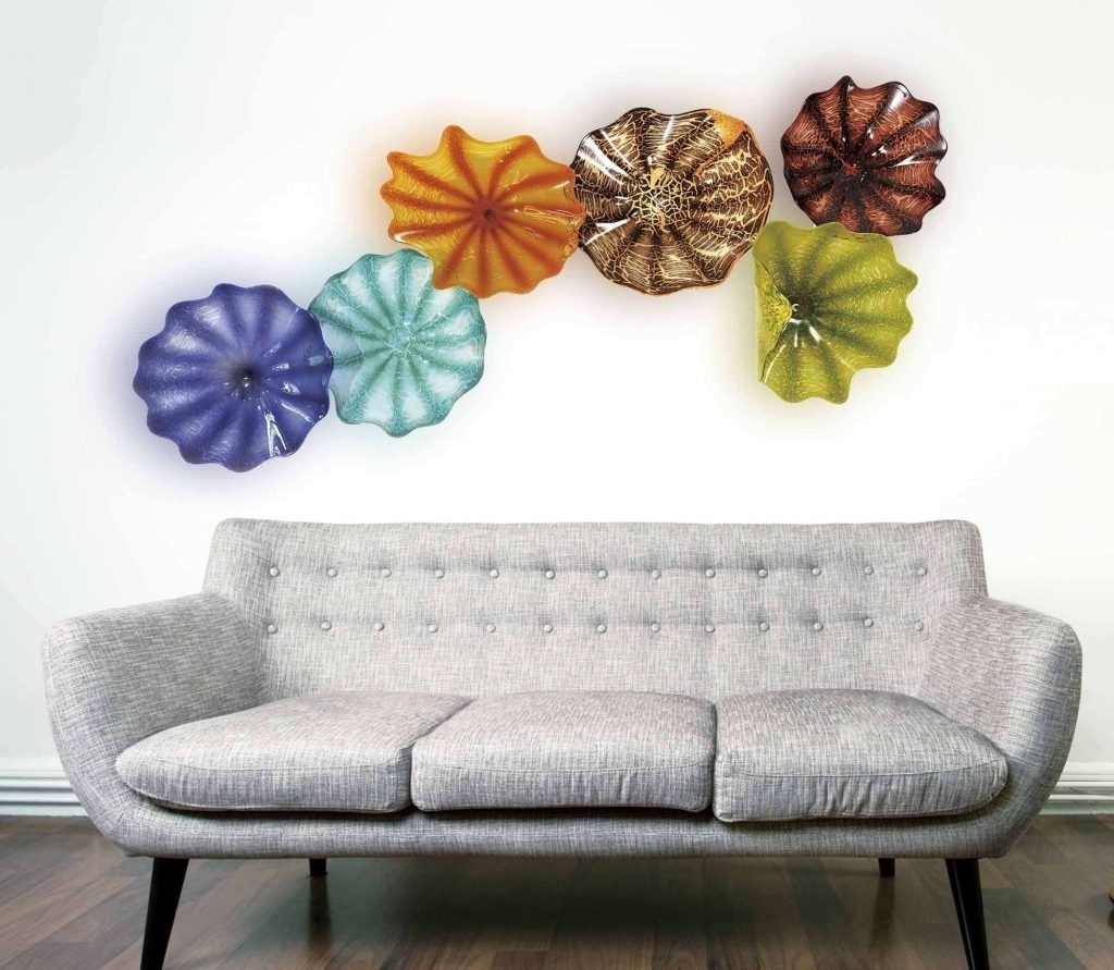 Best And Newest Wall Decor Glass Plates – Jscollectionofficial Pertaining To Glass Plate Wall Art (Gallery 19 of 20)