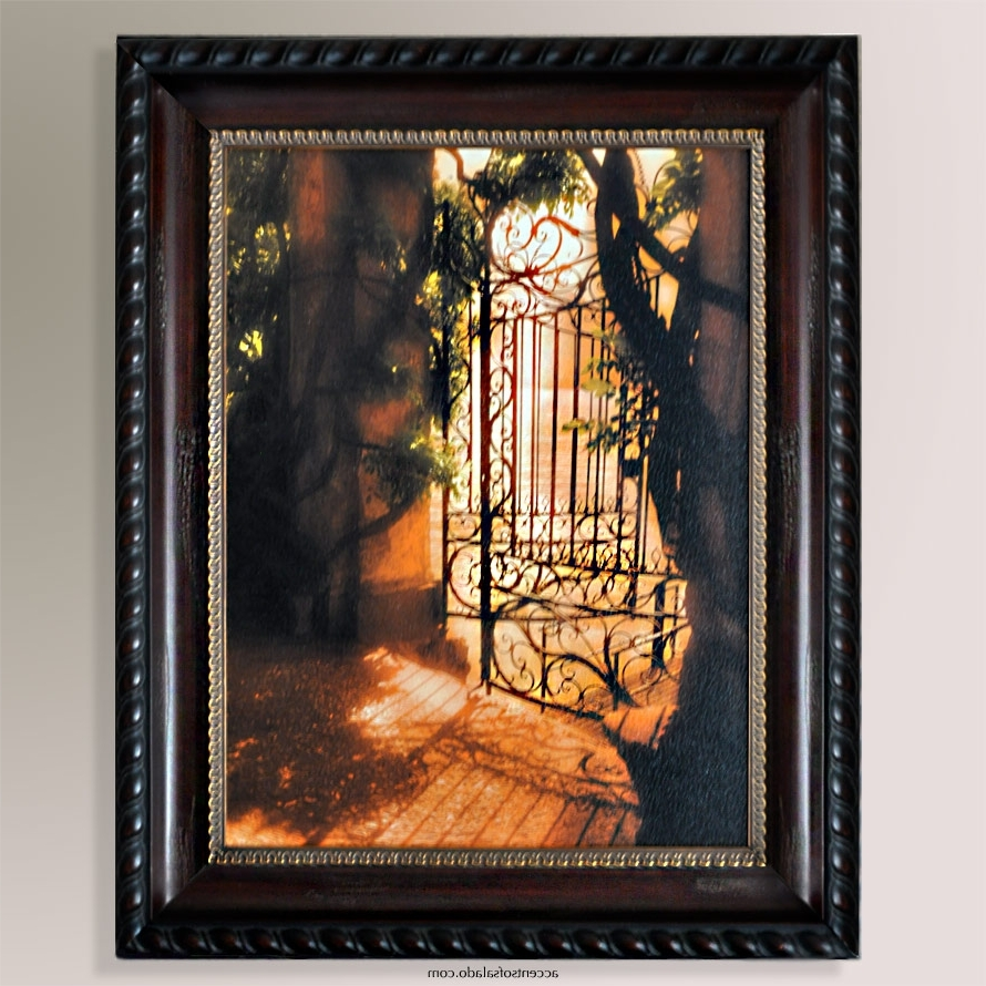Beyond The Gate Tuscan Wall Art Pertaining To Most Up To Date Tuscan Wall Art (View 4 of 20)