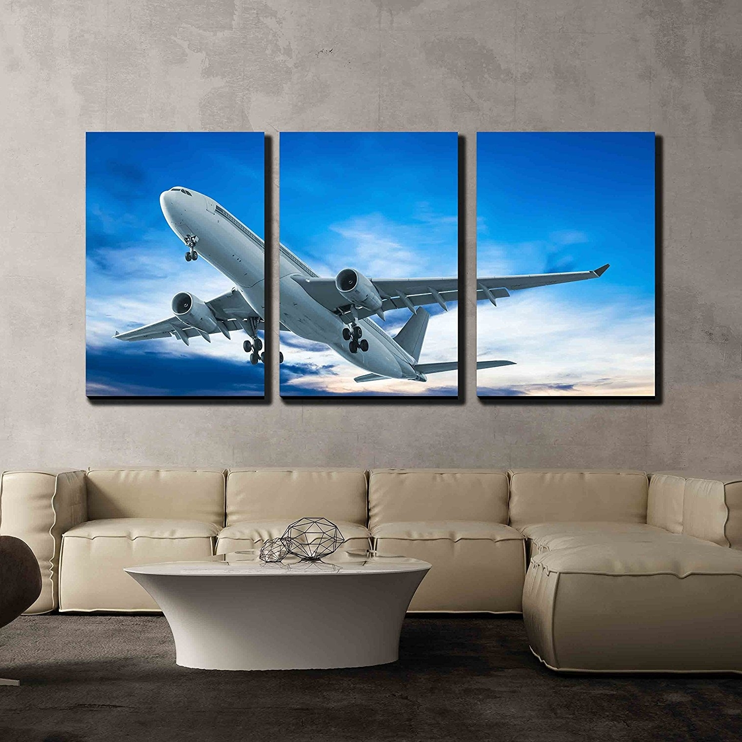 Blue Aviation Wall Art : Andrews Living Arts – Cool Themed Aviation With Regard To 2018 Aviation Wall Art (View 5 of 20)