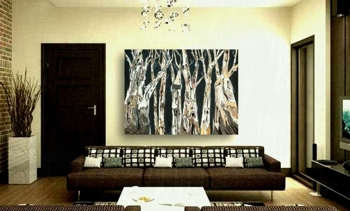 Cheap Oversized Canvas Wall Art Regarding Best And Newest Oversized Wall Art Contemporary Abstract Canvas Art Exhibition (View 3 of 20)