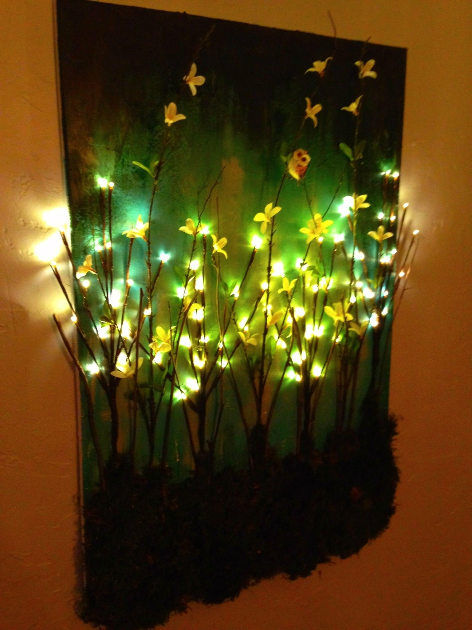 Current Despite A Wide Range Of Wall Decor Options Available Nowadays Within Light Up Wall Art (View 3 of 20)