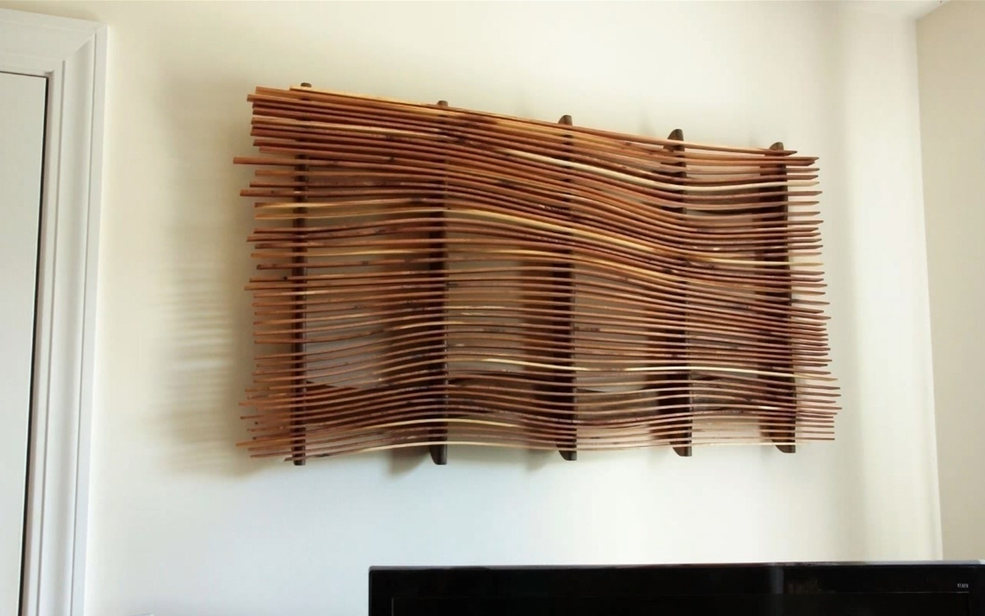 Current Diy Wall Art Projects Pertaining To How To Make Wall Art From Scrap Wood (Gallery 13 of 20)
