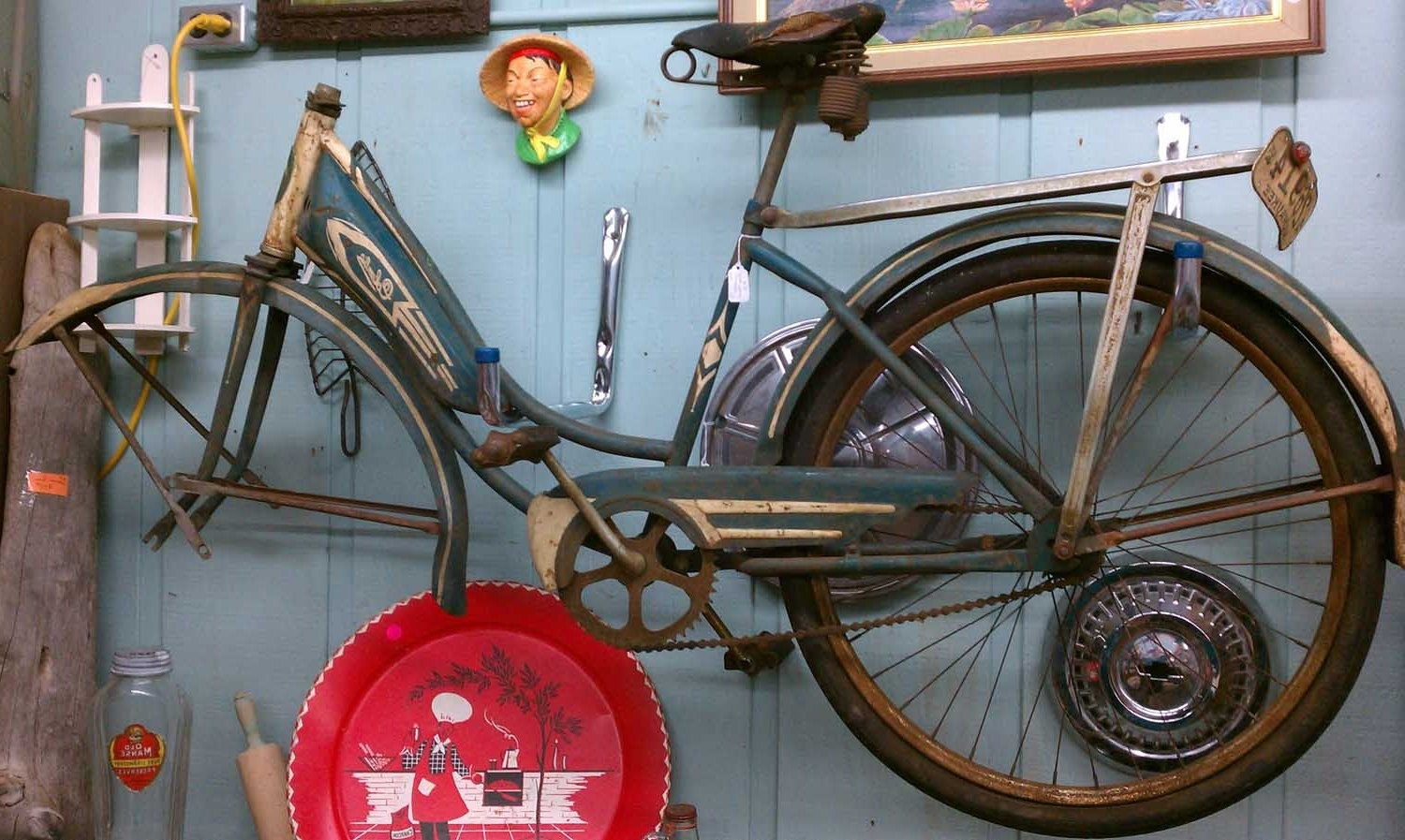 Current Vintage Bicycle Wall Art : Andrews Living Arts – Nice Design Bicycle Throughout Bicycle Wall Art (View 11 of 20)