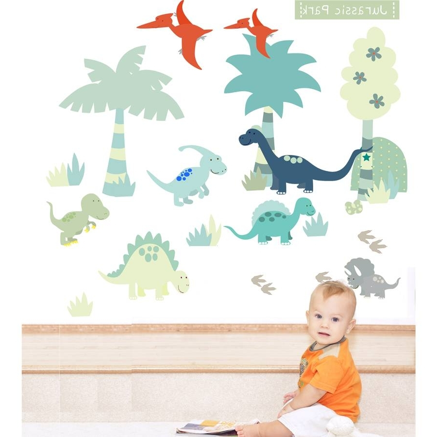 Dinosaur Wall Art For Favorite Web Epic Dinosaur Wall Art – Prix Dalle Beton (View 7 of 20)