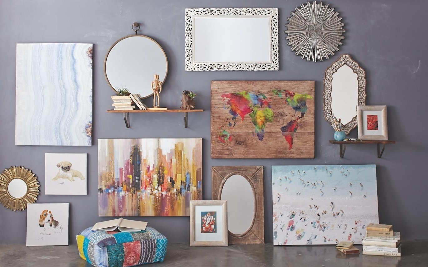 Discover Our Assortment Of Affordable Wall Decor Complete With With Regard To Fashionable Affordable Wall Art (Gallery 12 of 20)