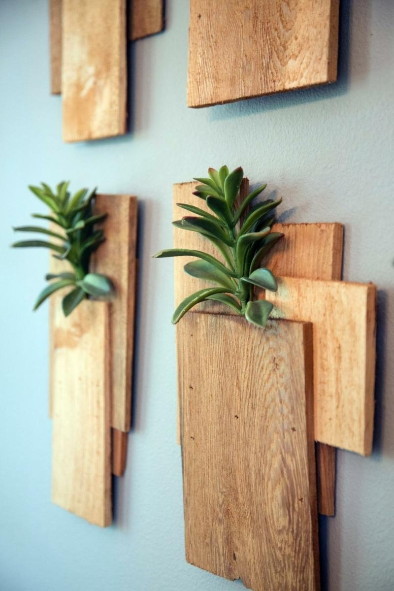 Diy Projects Wood Wall Custom Wooden Wall Decoration Ideas Home With Preferred Personalized Wood Wall Art (Gallery 17 of 20)