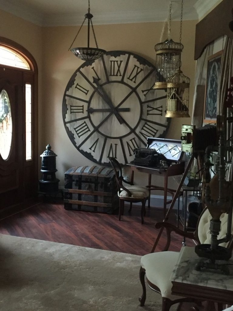Diy Steampunk Wall Art – Blogtipsworld For Well Known Steampunk Wall Art (View 3 of 20)