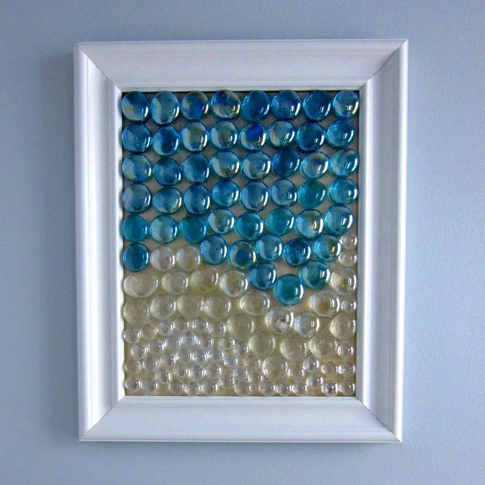 Famous 12 Simple Wall Art Projects To Make Regarding Diy Wall Art Projects (View 10 of 20)