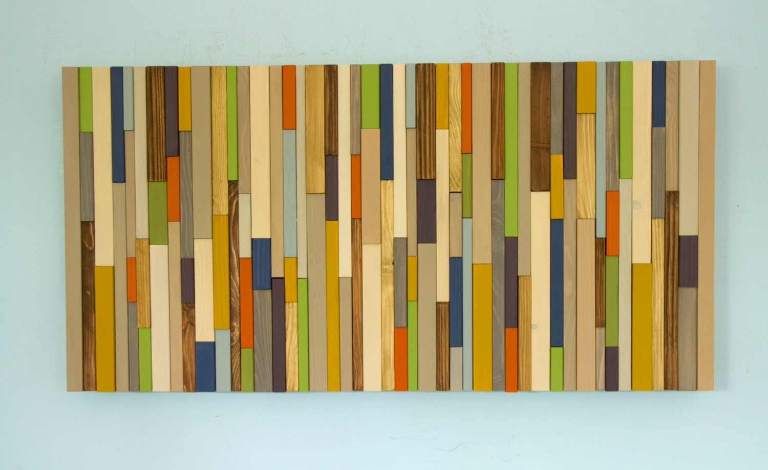 Famous Mid Century Modern Wall Art Throughout Modern Wood Art Mid Century Wood Wall Art New Sculpture Reclaimed (View 3 of 20)