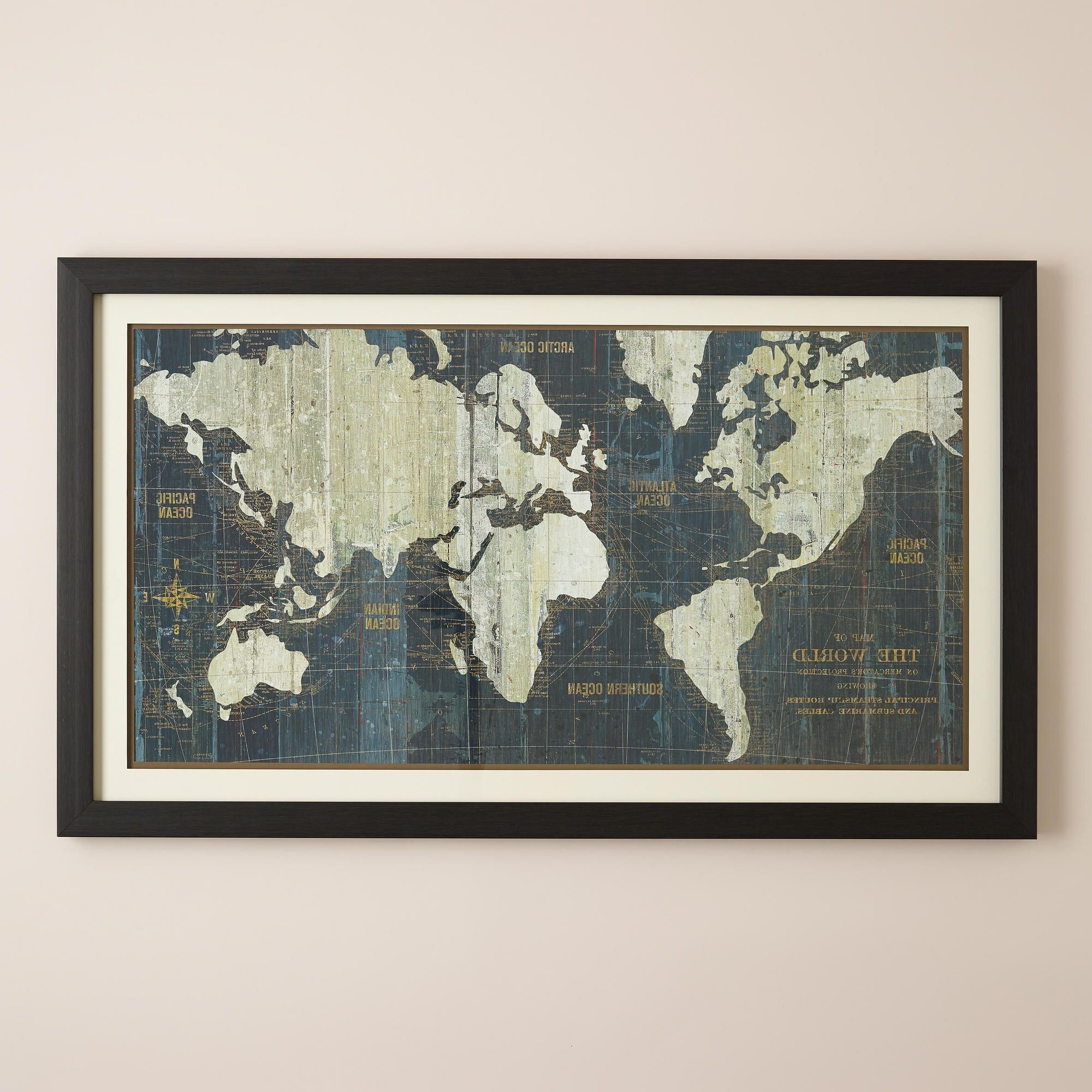Famous Usa Map Wall Art In Wooden Wall Hanging Map Of Us Wooden Usa Map Wall Art Delightful (View 5 of 20)