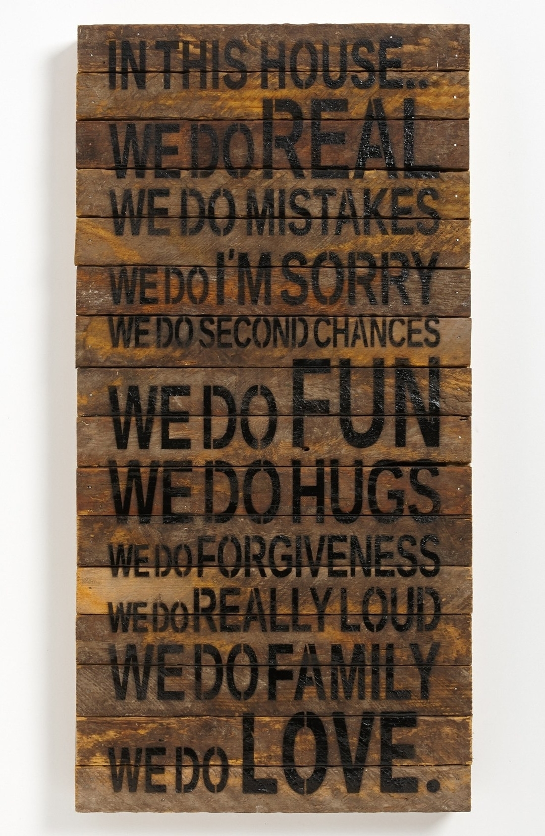 Famous View S Of Wooden Wall Art Quotes Showing 5 Of 15 S Inspiration Of Regarding Wood Wall Art Quotes (View 20 of 20)