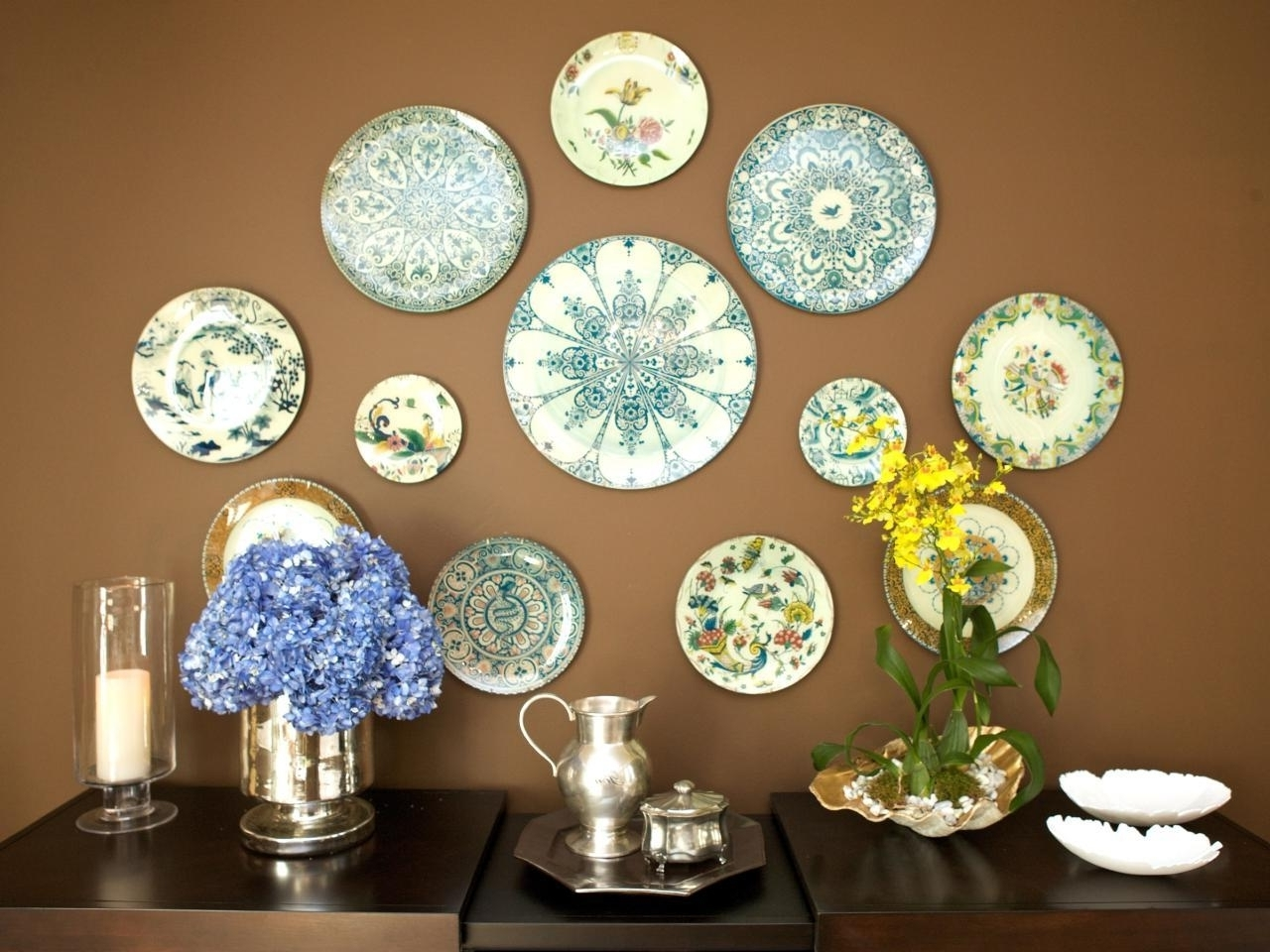Fantastic Glass Plate Wall Art Home Pictures Murano Hanging Plates Inside Preferred Glass Plate Wall Art (View 5 of 20)