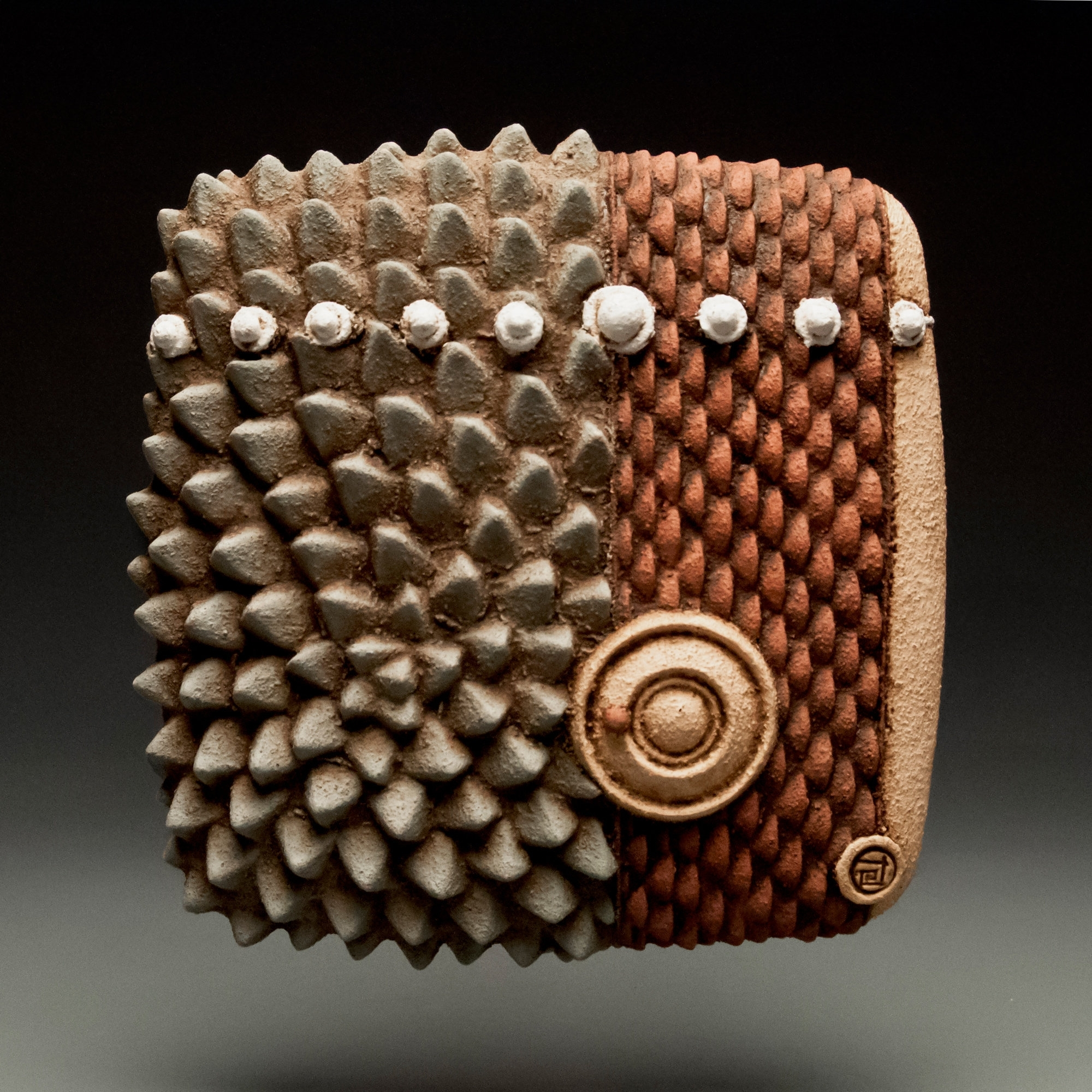 Fashionable Bearing Fieldchristopher Gryder (Ceramic Wall Sculpture Throughout Ceramic Wall Art (View 12 of 20)