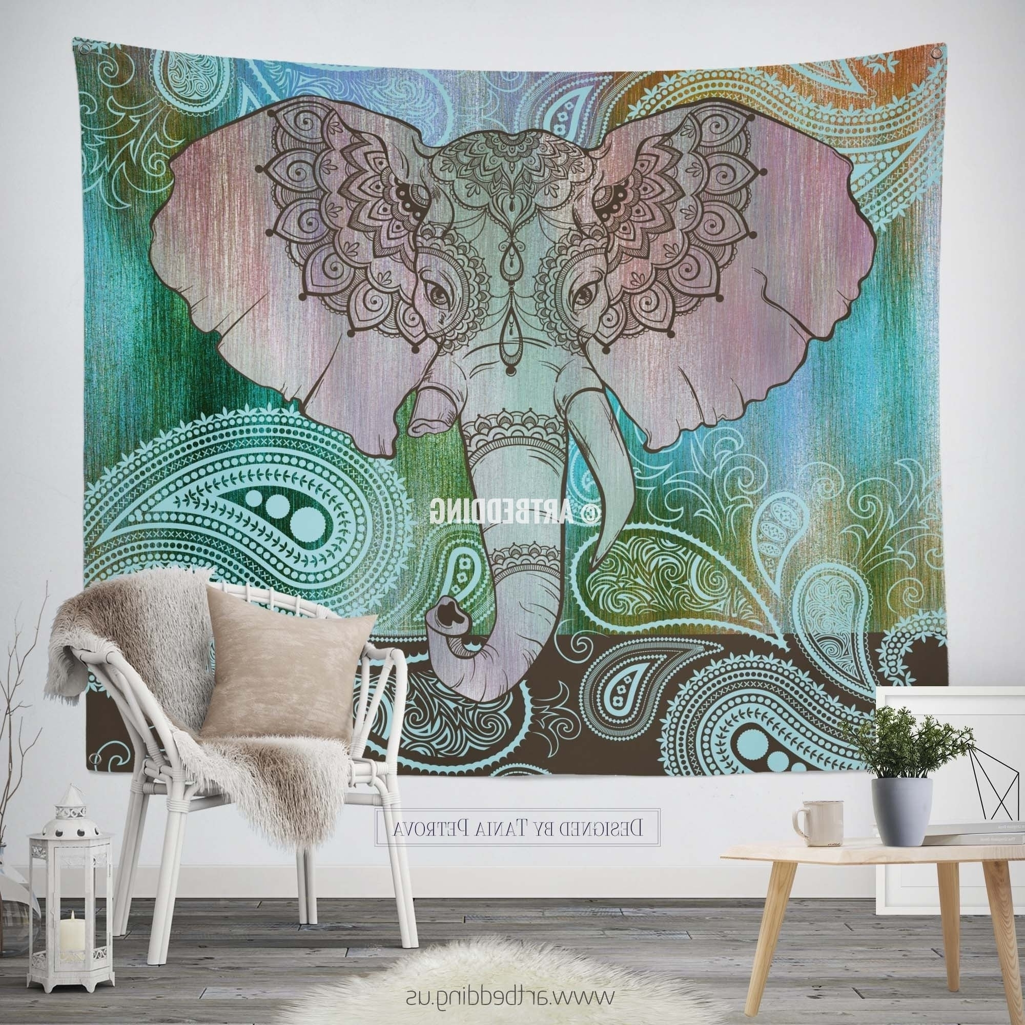 Fashionable Indie Wall Art – Blogtipsworld Regarding Bohemian Wall Art (View 9 of 20)