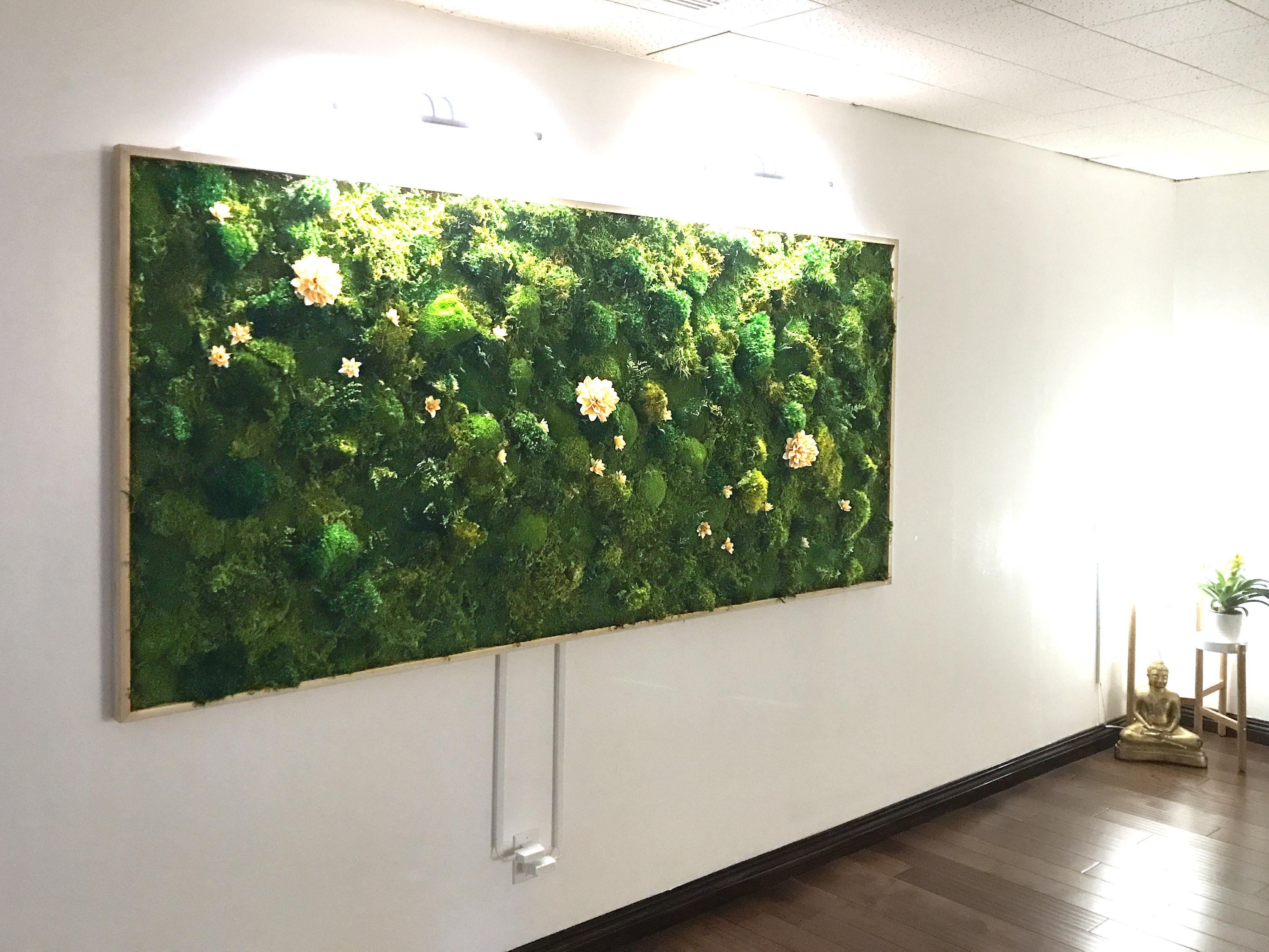 Fashionable Moss Wall Art With Regard To Moss Wall Art – Elitflat (View 12 of 20)